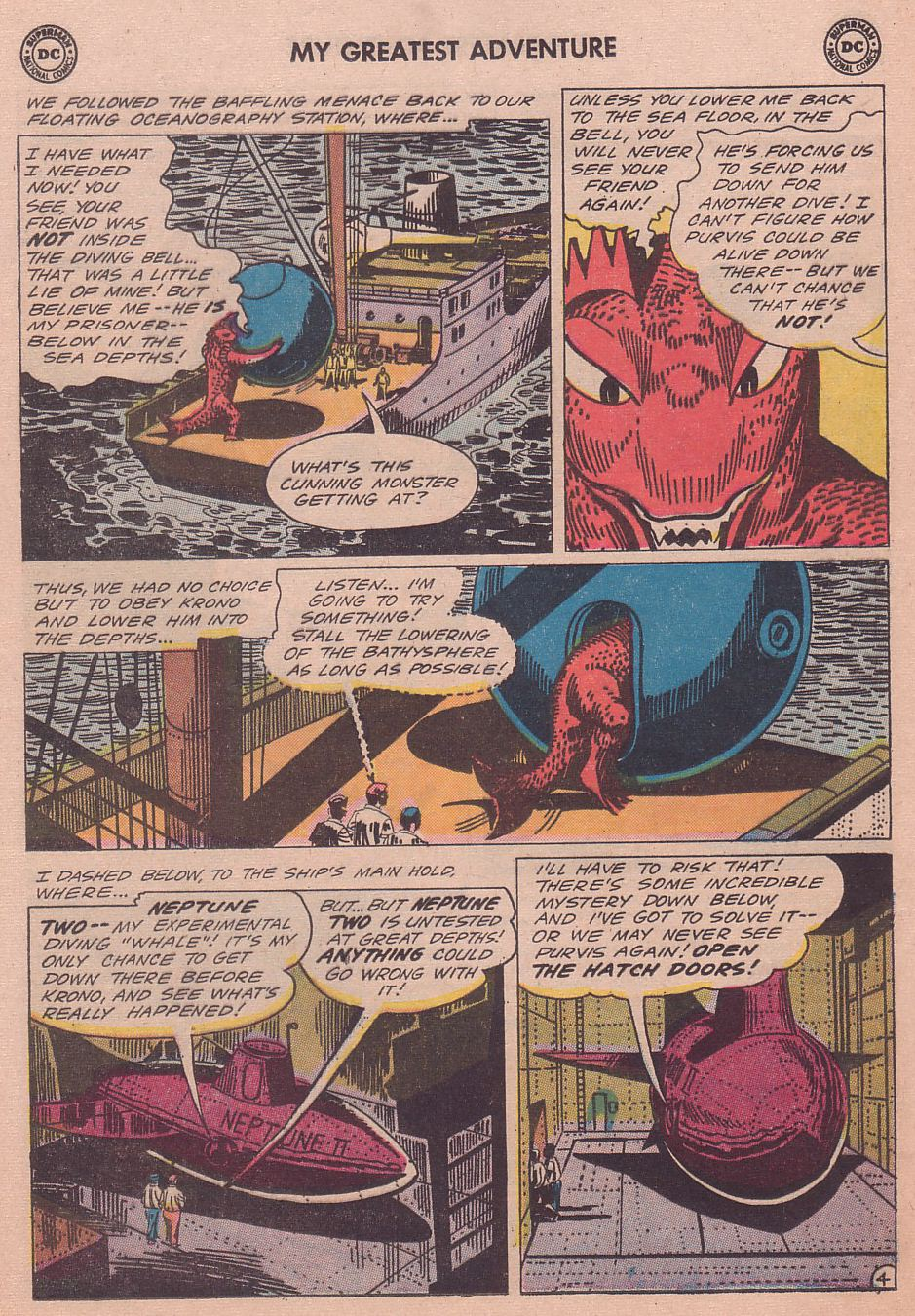 My Greatest Adventure (1955) issue 65 - Page 28