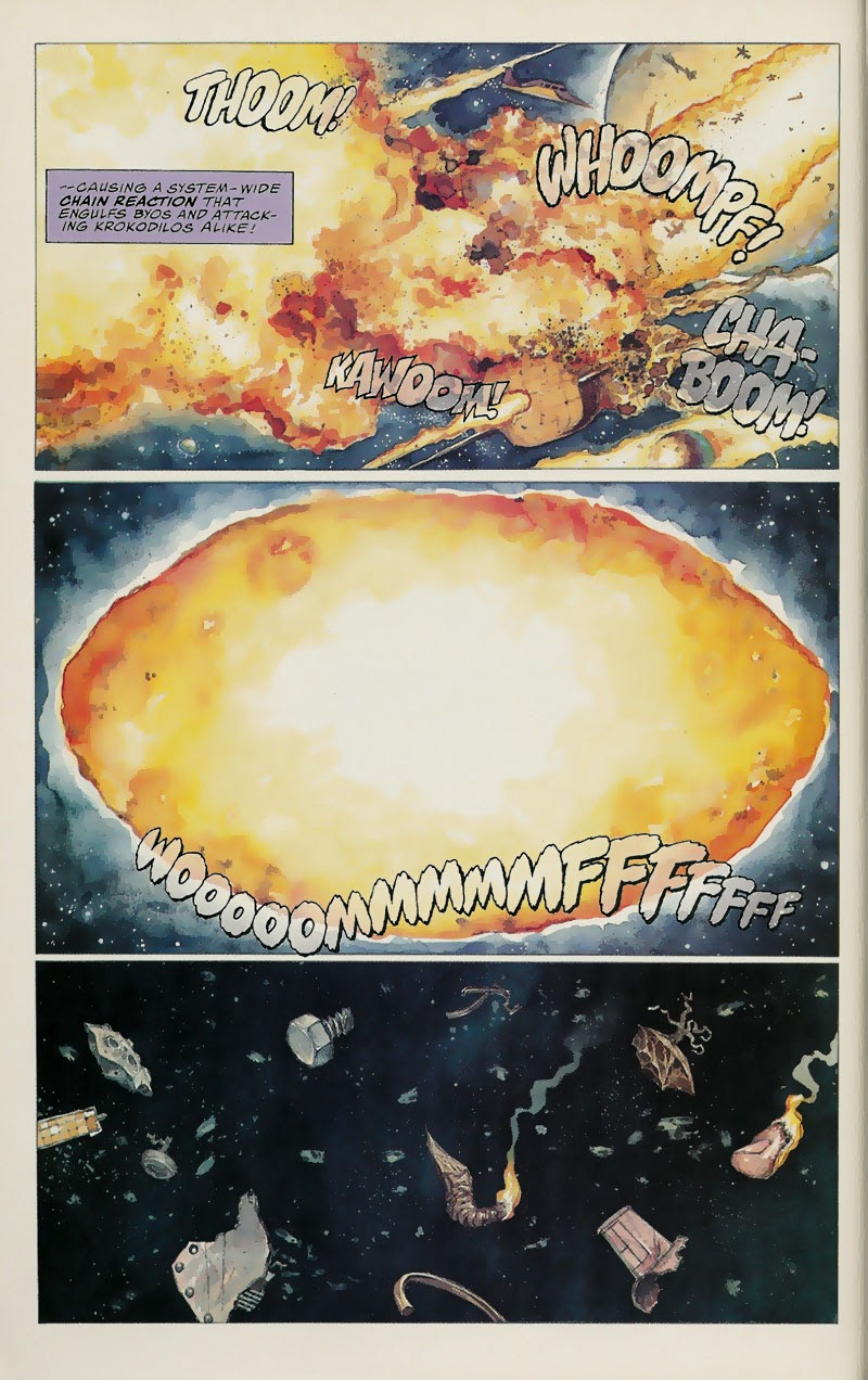 Lobo: Fragtastic Voyage issue Full - Page 47