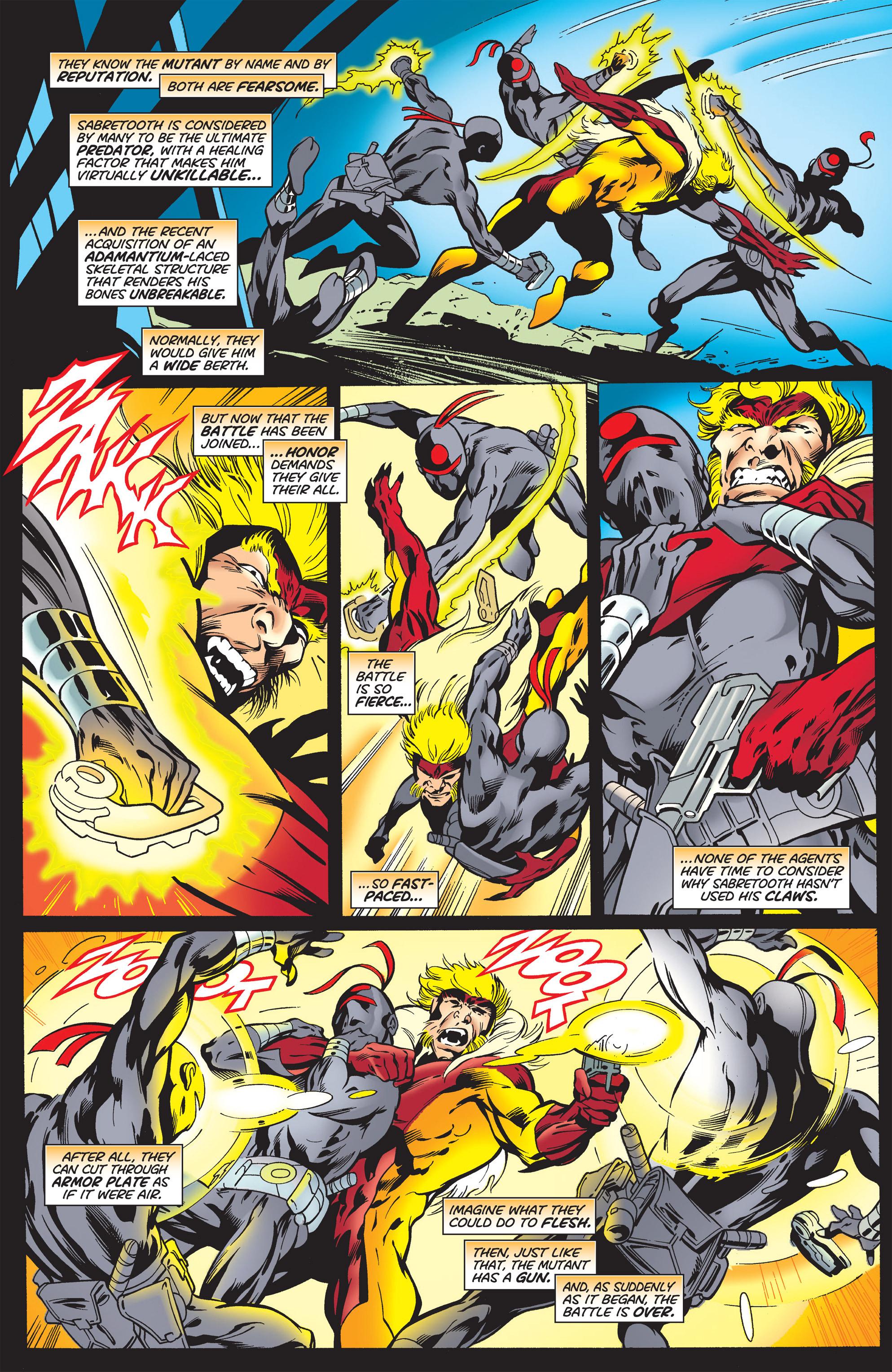 X-Men (1991) 93 Page 2