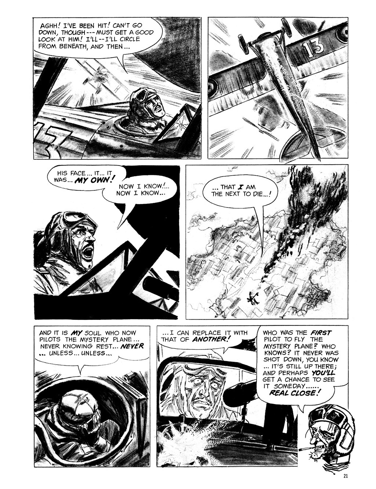 Read online Eerie Archives comic -  Issue # TPB 1 - 22