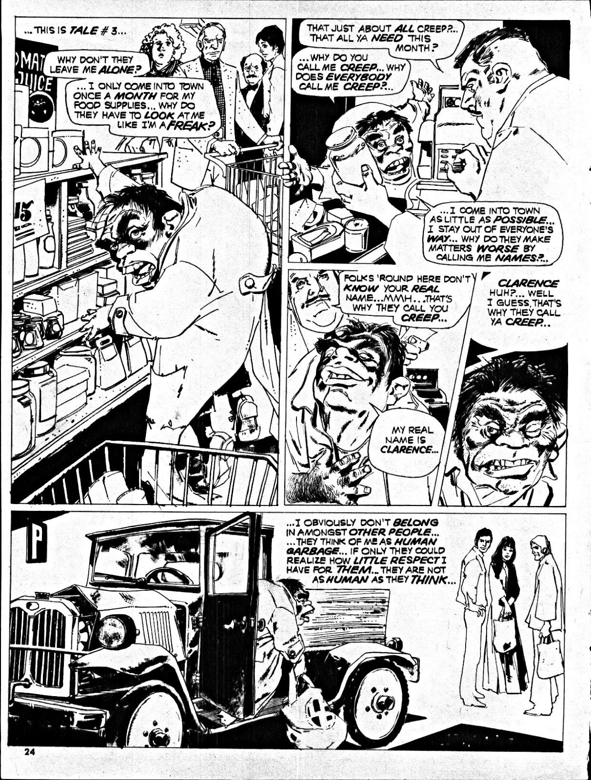 Nightmare (1970) issue 18 - Page 23