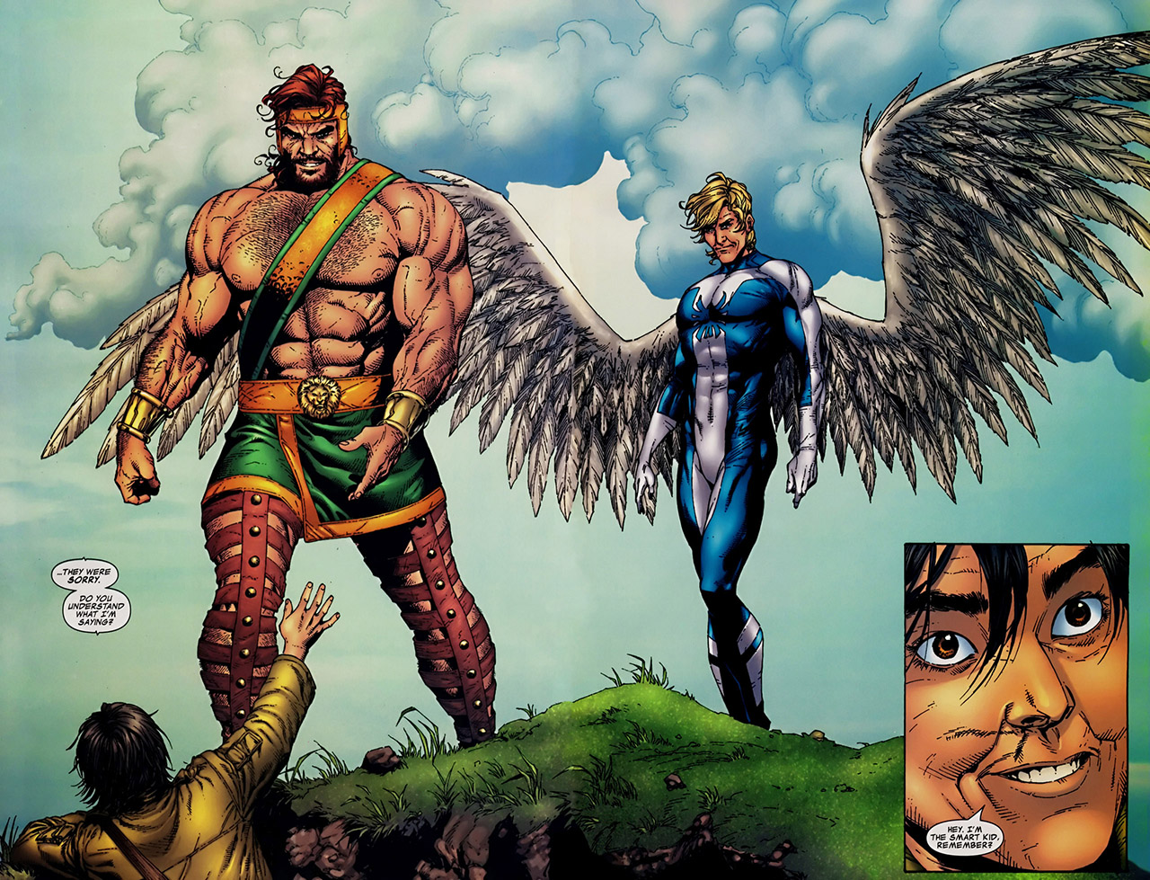 Read online The Incredible Hulk (2000) comic -  Issue #106 - 22