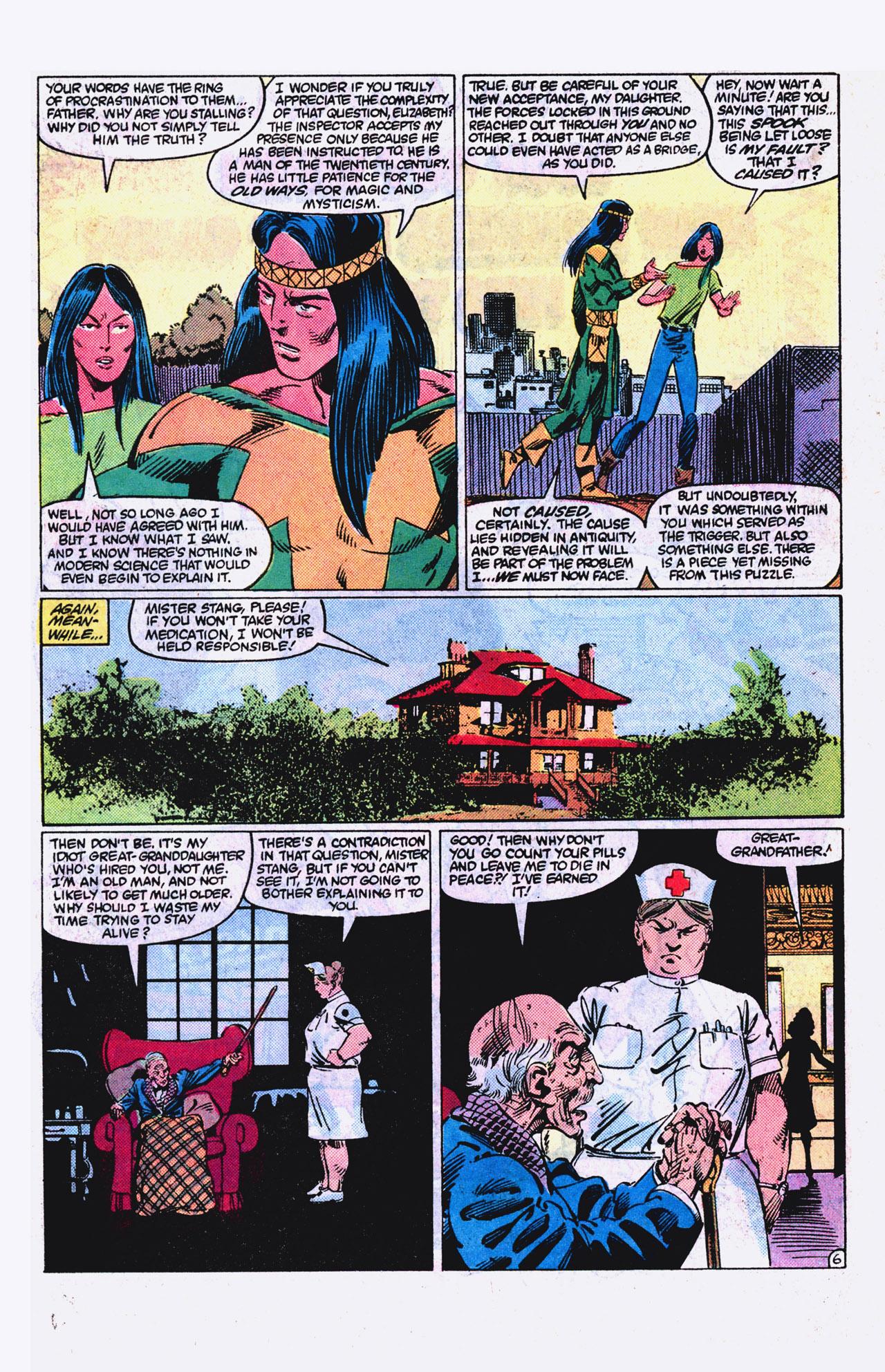 Read online Alpha Flight (1983) comic -  Issue #18 - 7