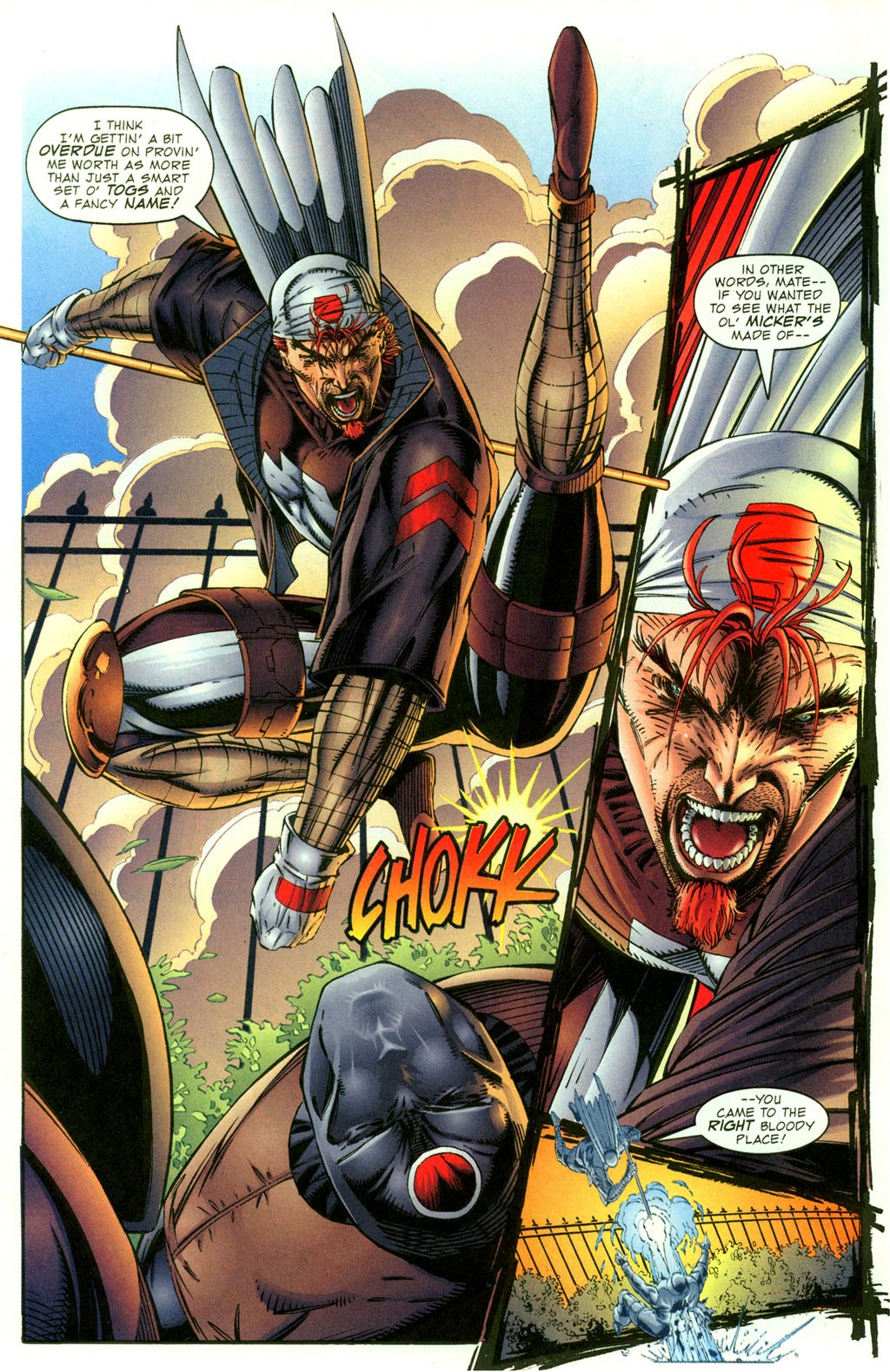 Read online Youngblood GT Interactive Ultra Game Players Special Edition comic -  Issue # Full - 17