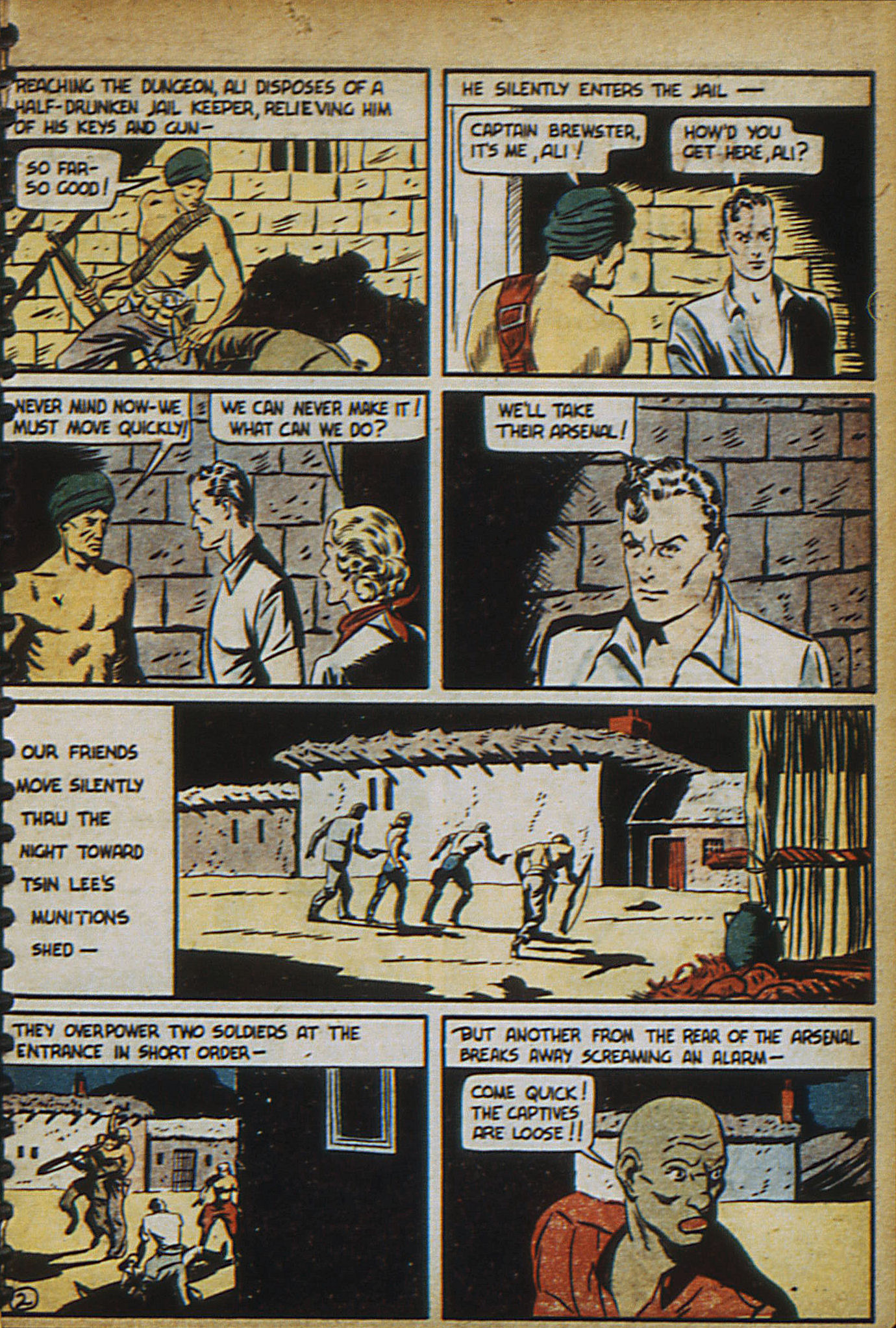 Read online Adventure Comics (1938) comic -  Issue #18 - 12