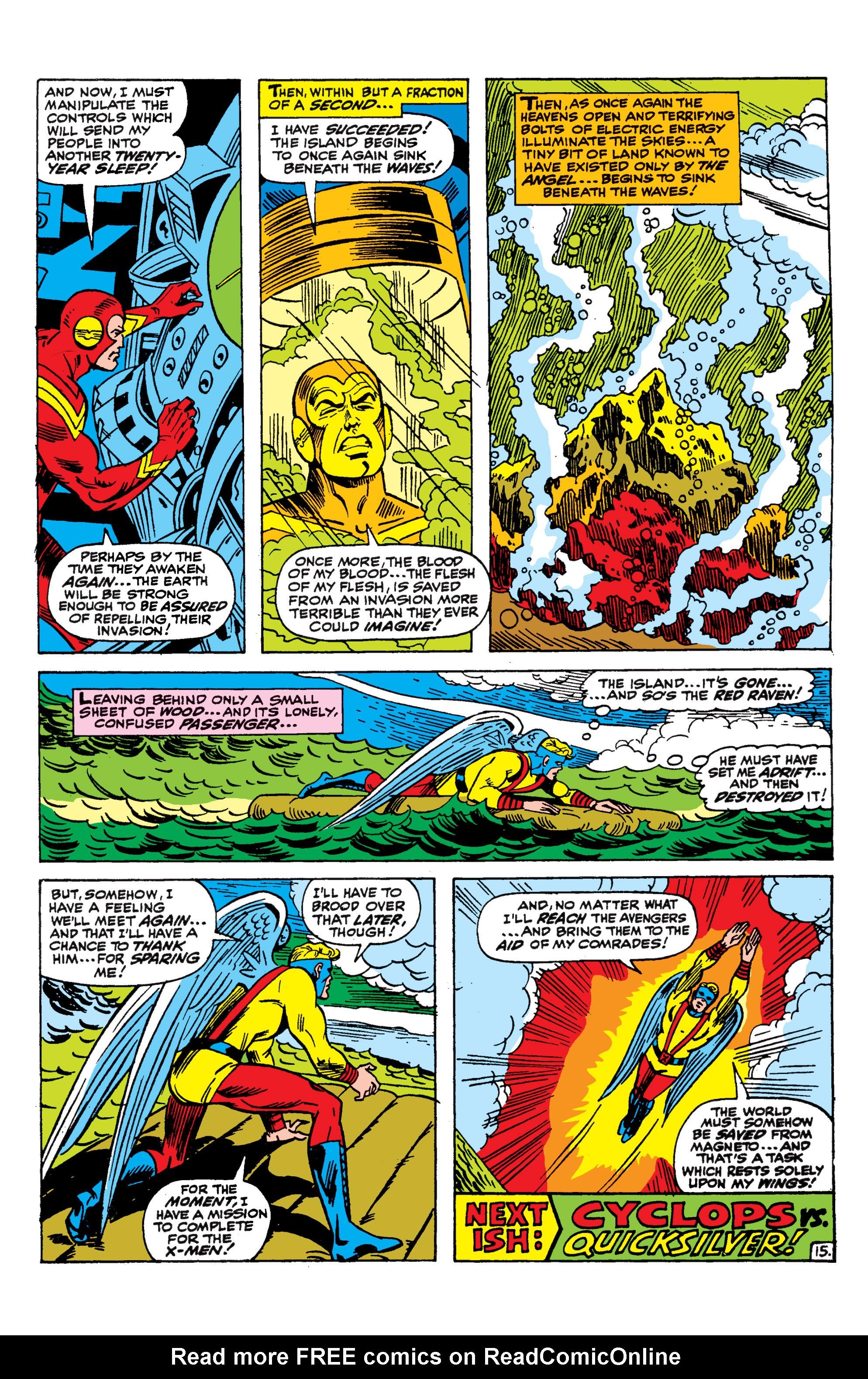 Uncanny X-Men (1963) 44 Page 15