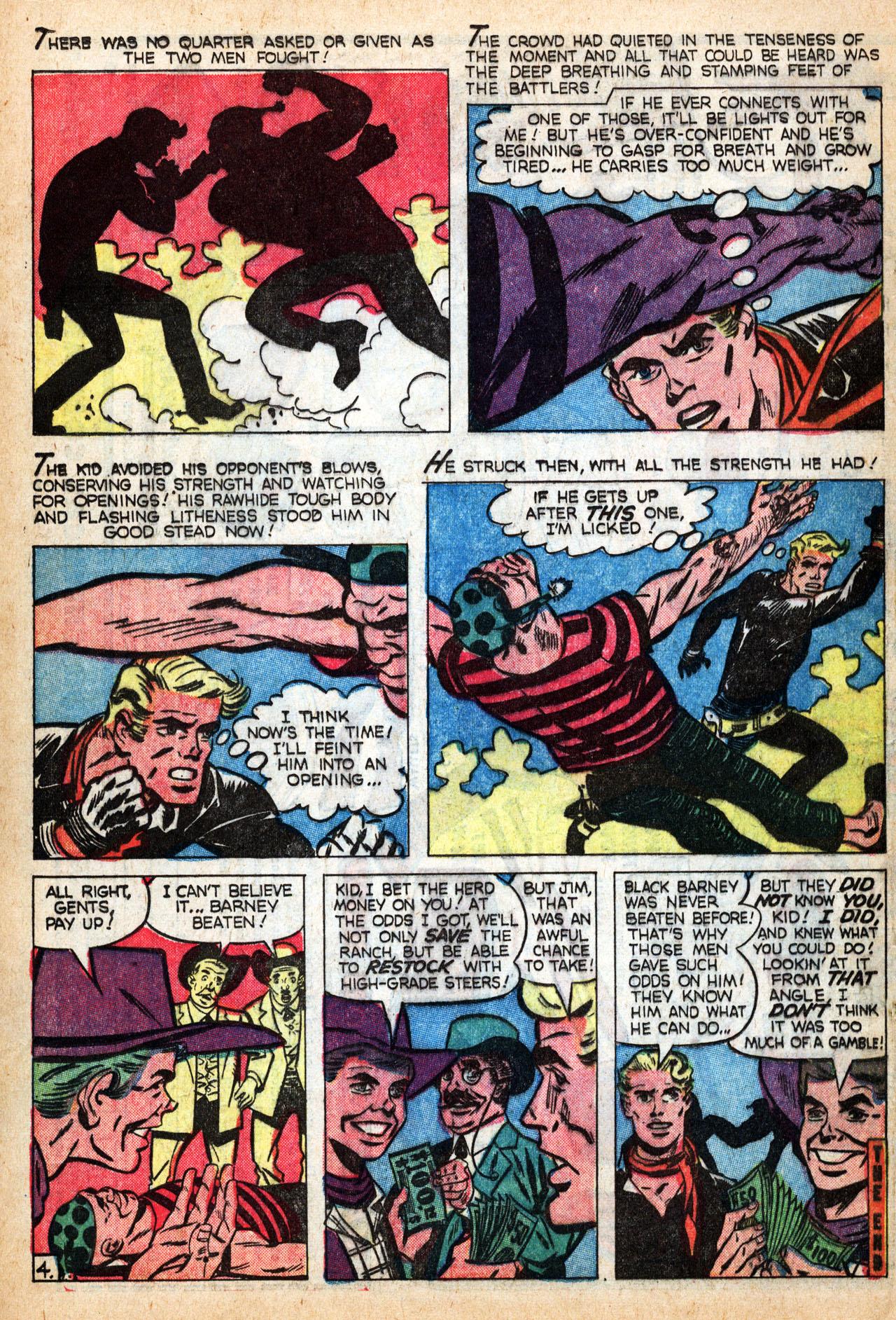 Read online Two-Gun Kid comic -  Issue #39 - 19