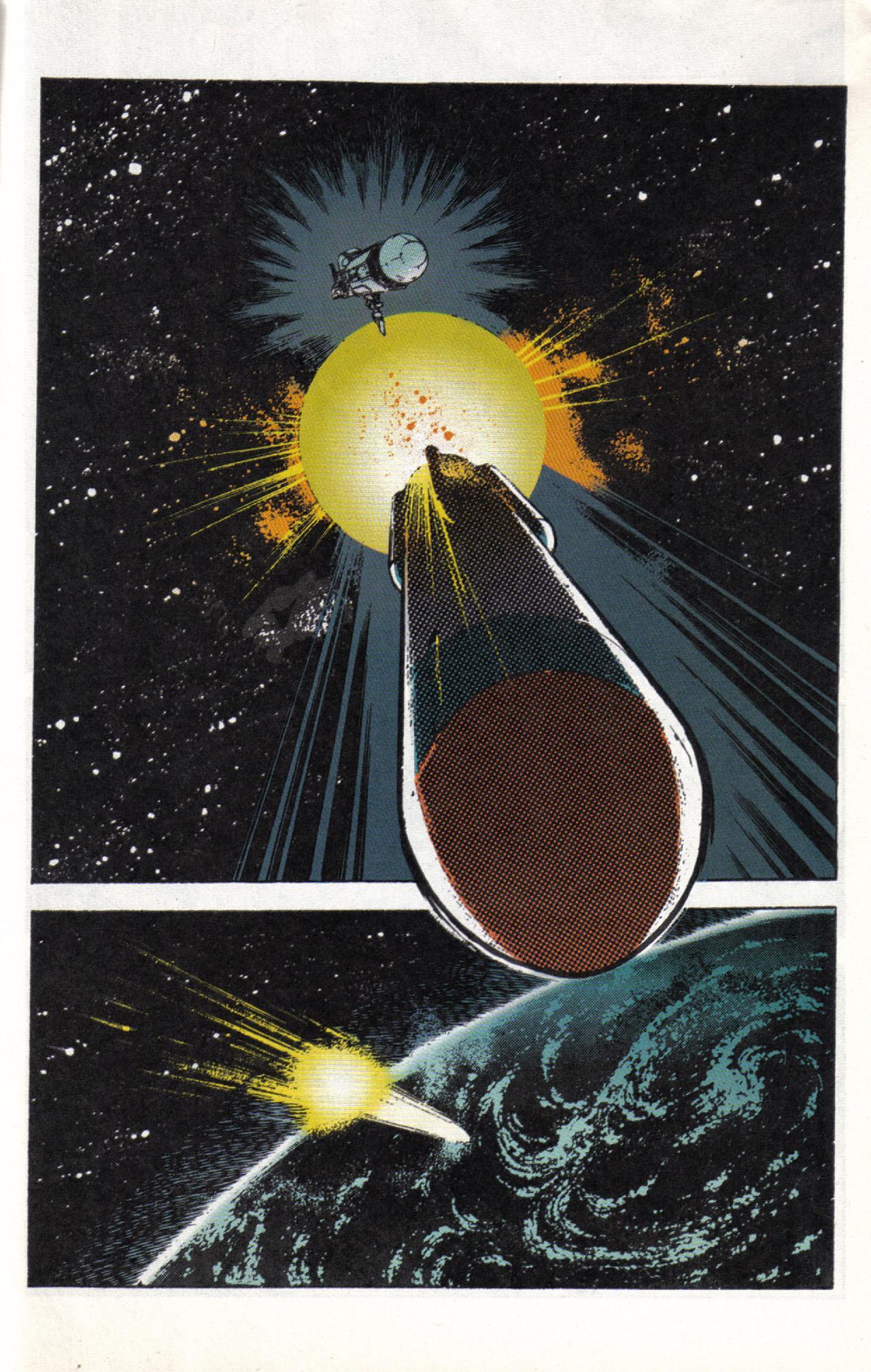 Read online Dark Horse Classics: Terror of Godzilla comic -  Issue #3 - 21