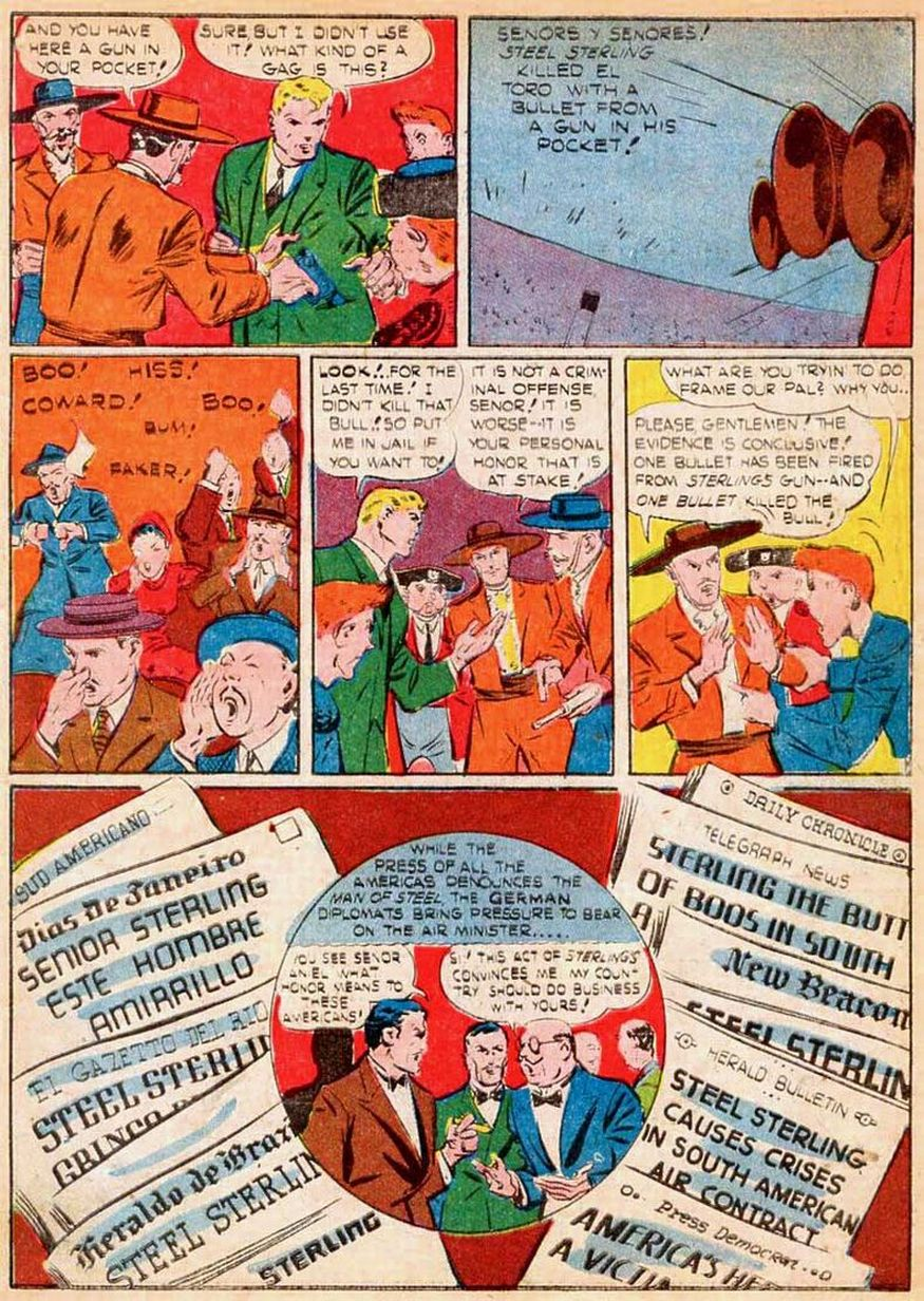 Zip Comics issue 19 - Page 11