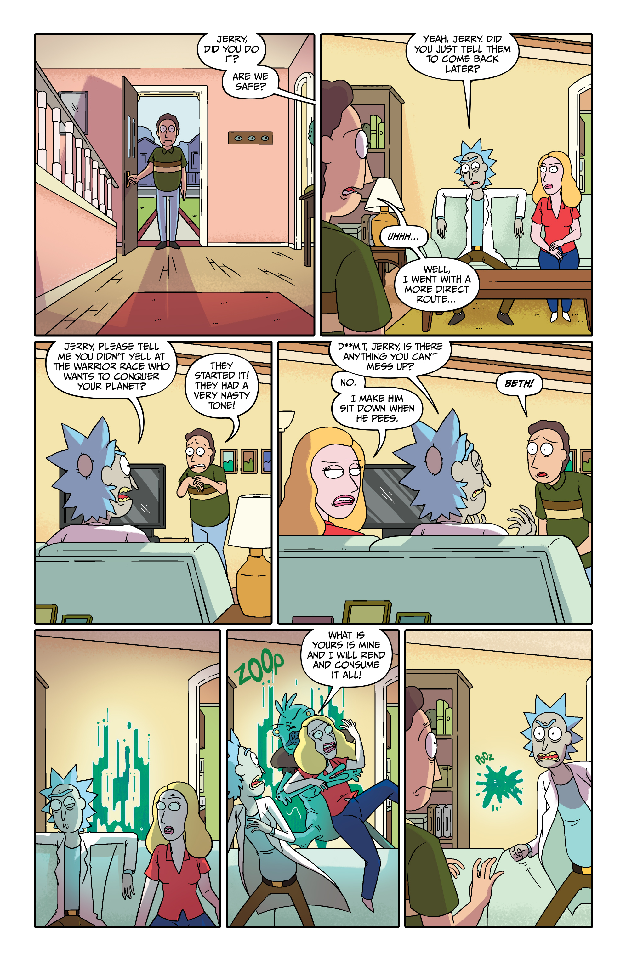 Read online Rick and Morty comic -  Issue #26 - 14