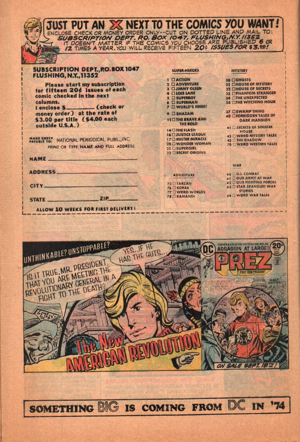 Read online Wonder Woman (1942) comic -  Issue #209 - 8