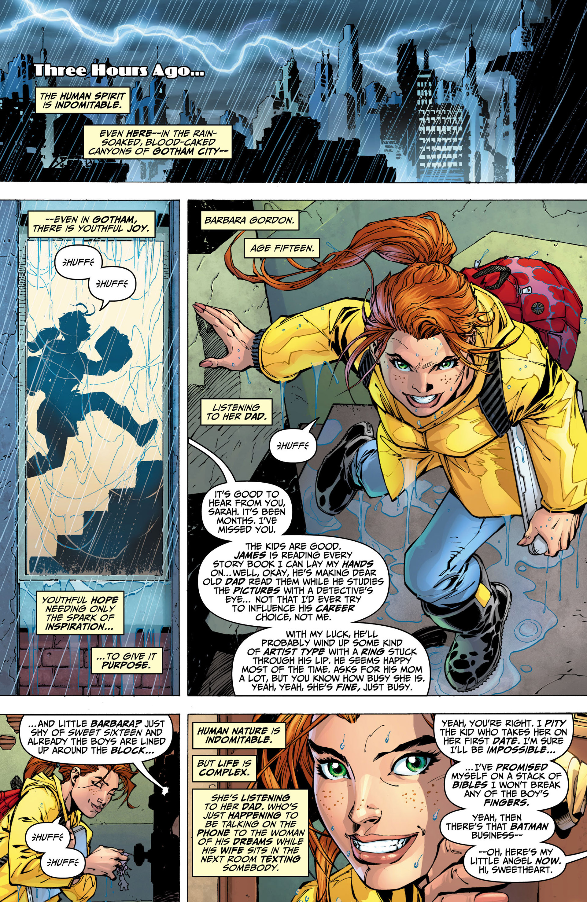 Read online All Star Batman & Robin, The Boy Wonder comic -  Issue #6 - 5