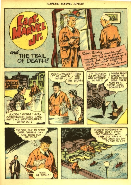 Captain Marvel, Jr. issue 39 - Page 17