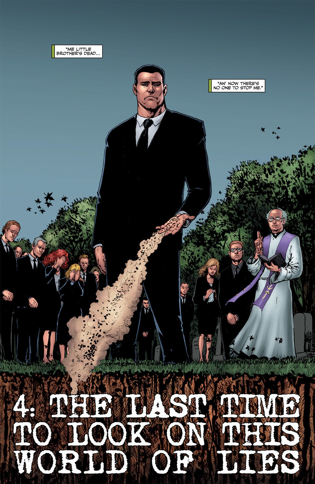 Read online The Boys: Butcher, Baker, Candlestickmaker comic -  Issue #4 - 4