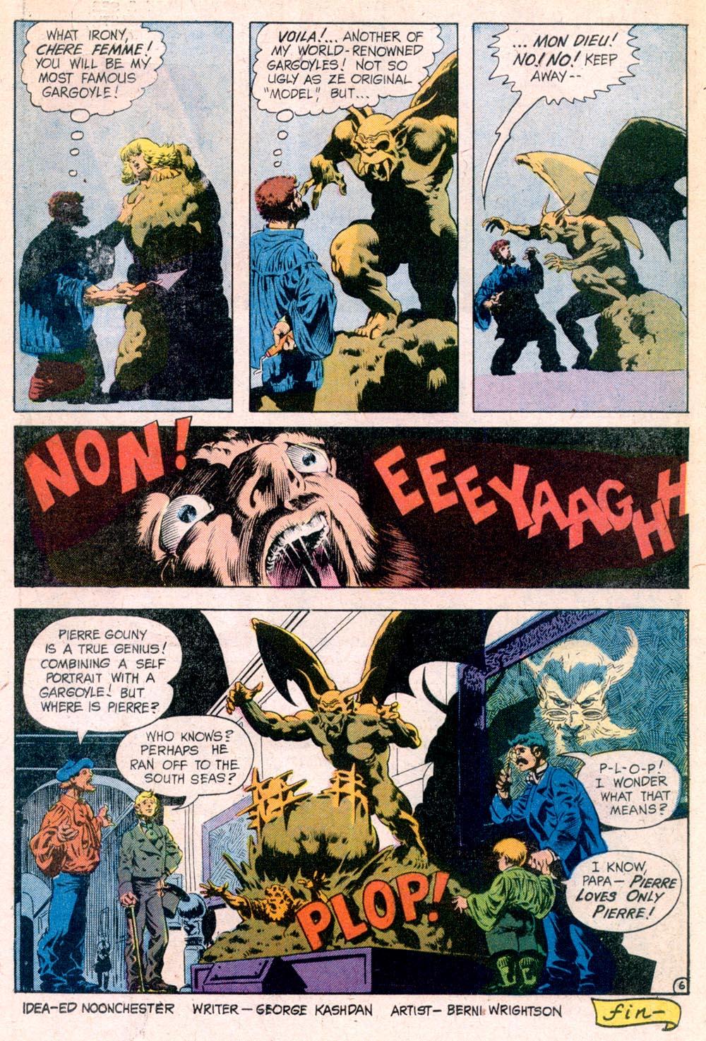 Read online Plop! comic -  Issue #5 - 34