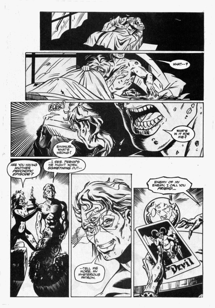 Ex-Mutants: The Shattered Earth Chronicles issue 7 - Page 2