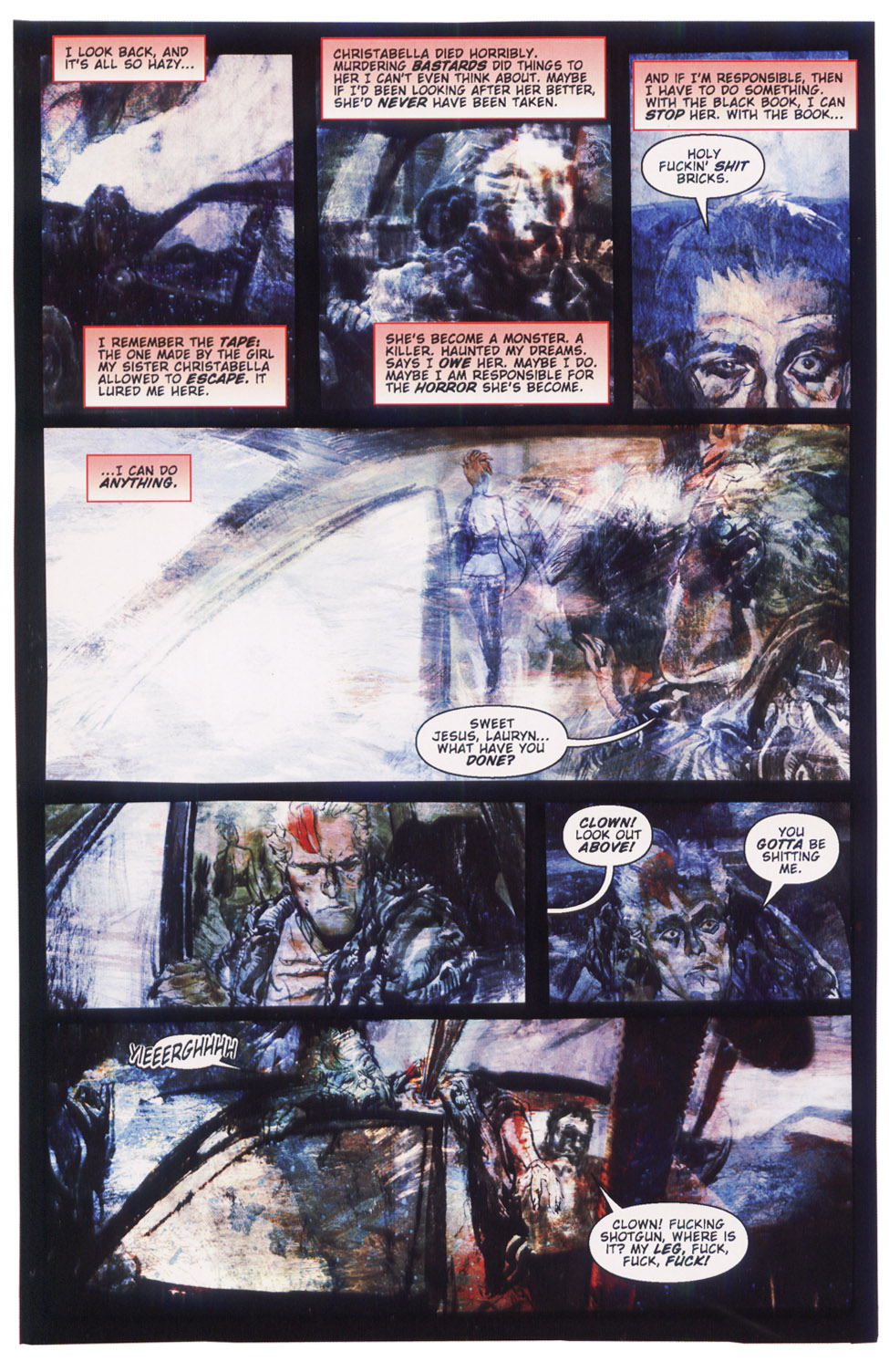 Read online Silent Hill: Dying Inside comic -  Issue #5 - 5