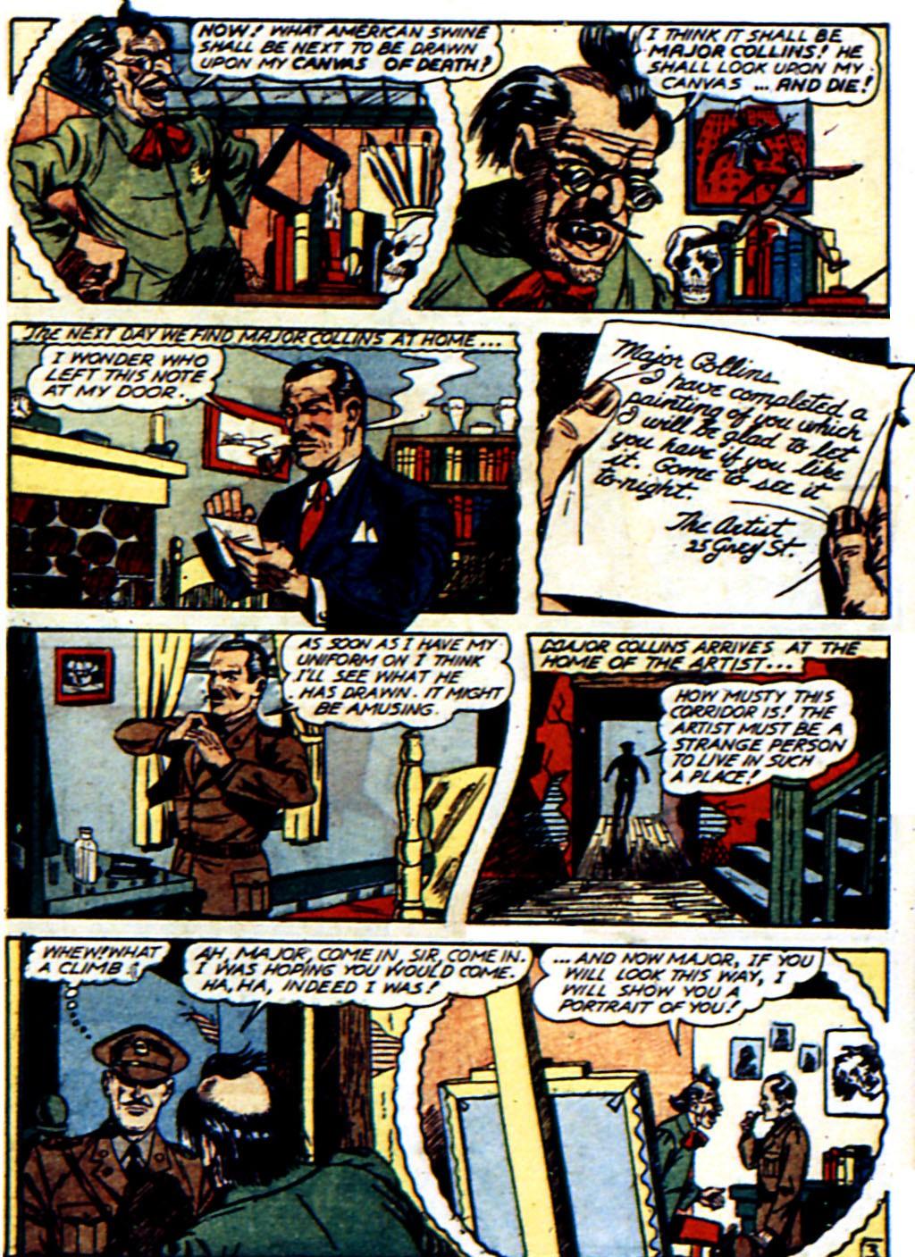 Read online All-Winners Comics comic -  Issue #3 - 18