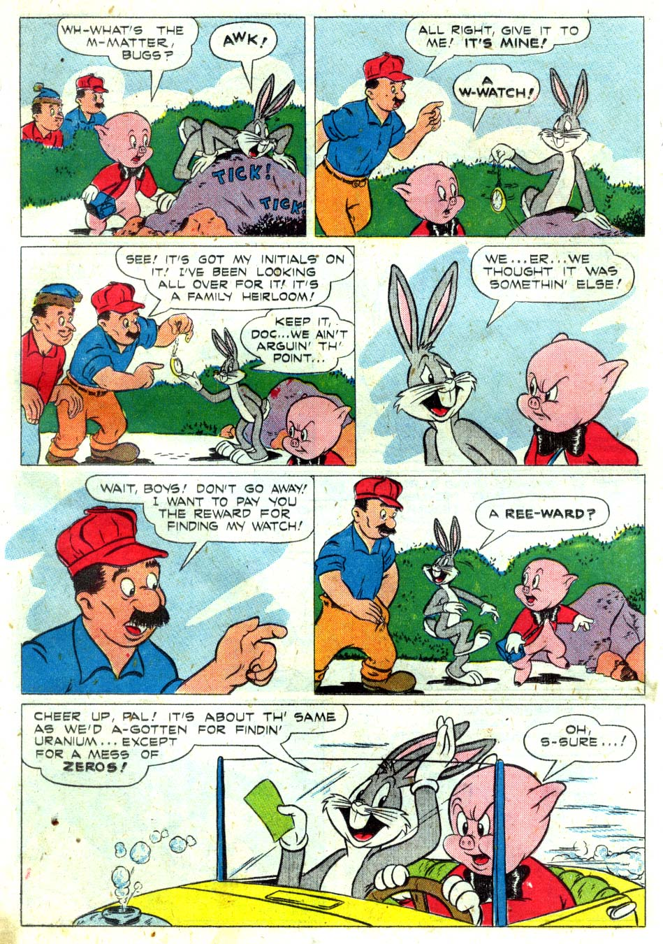 Four Color Comics issue 307 - Page 22