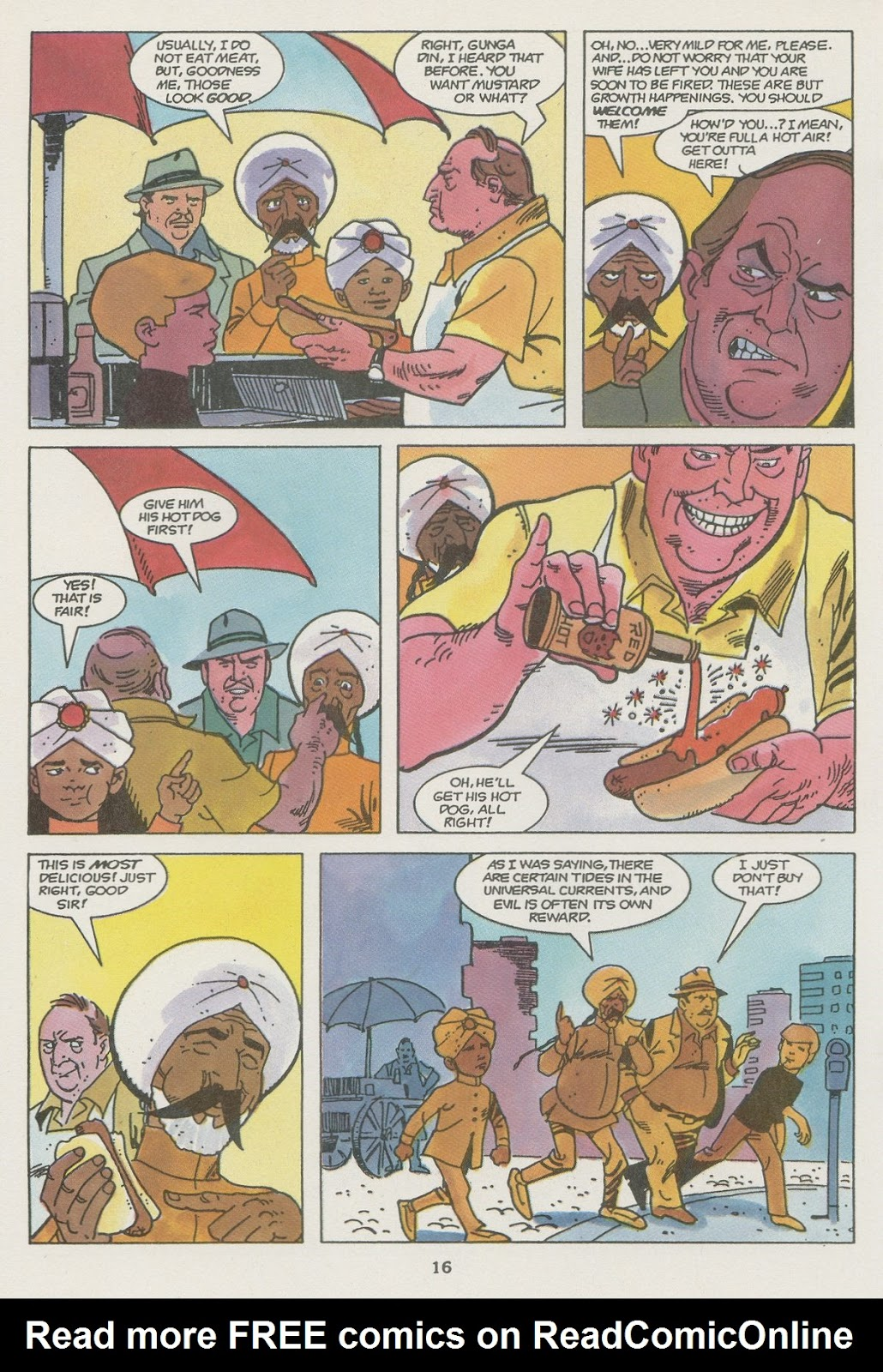 Jonny Quest (1986) issue 19 - Page 18