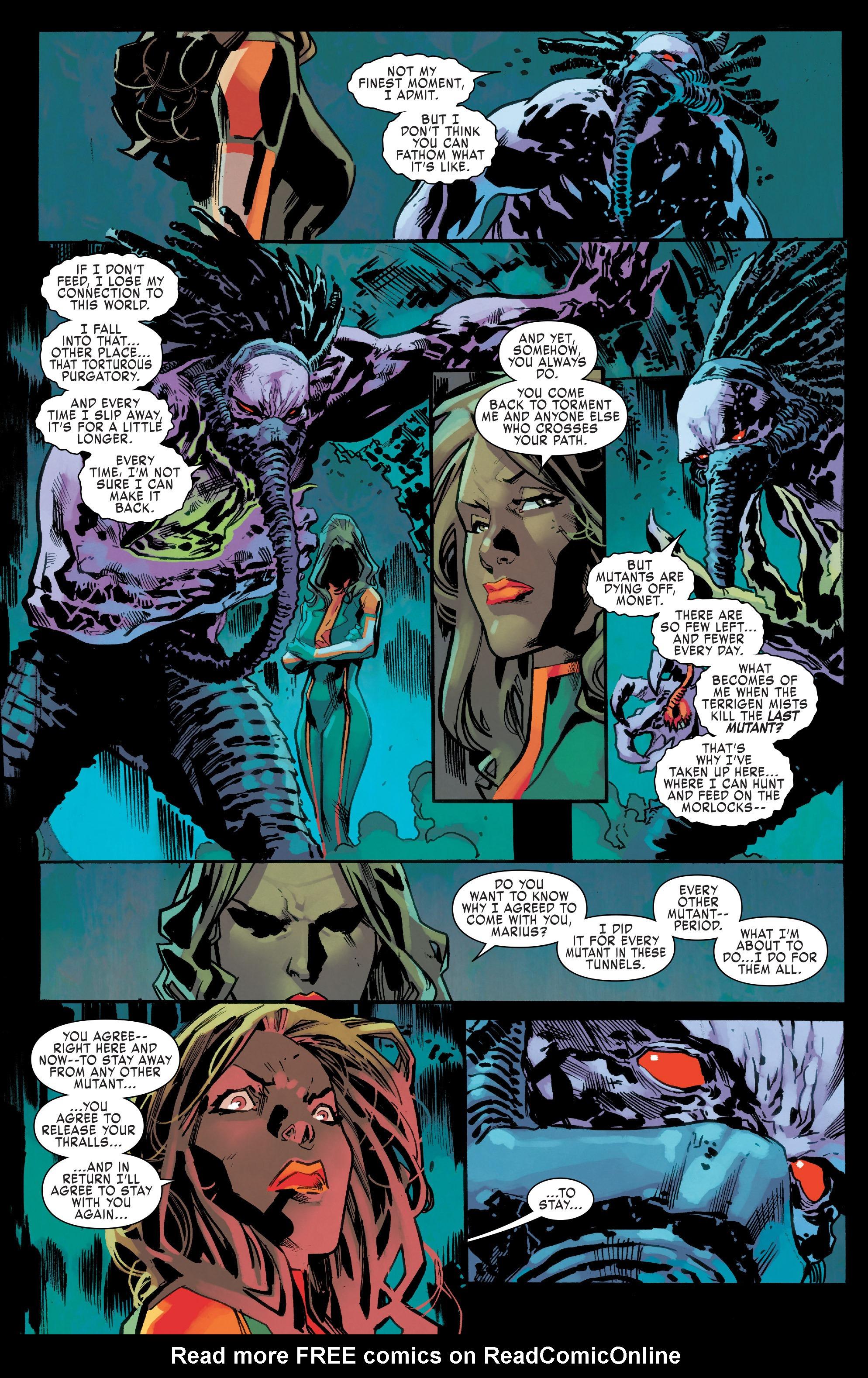 Read online Uncanny X-Men (2016) comic -  Issue #9 - 15