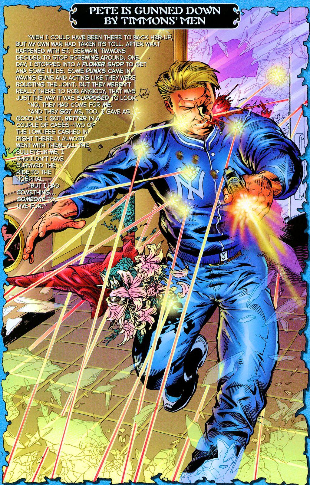 Read online Shi: Rekishi comic -  Issue #2 - 17