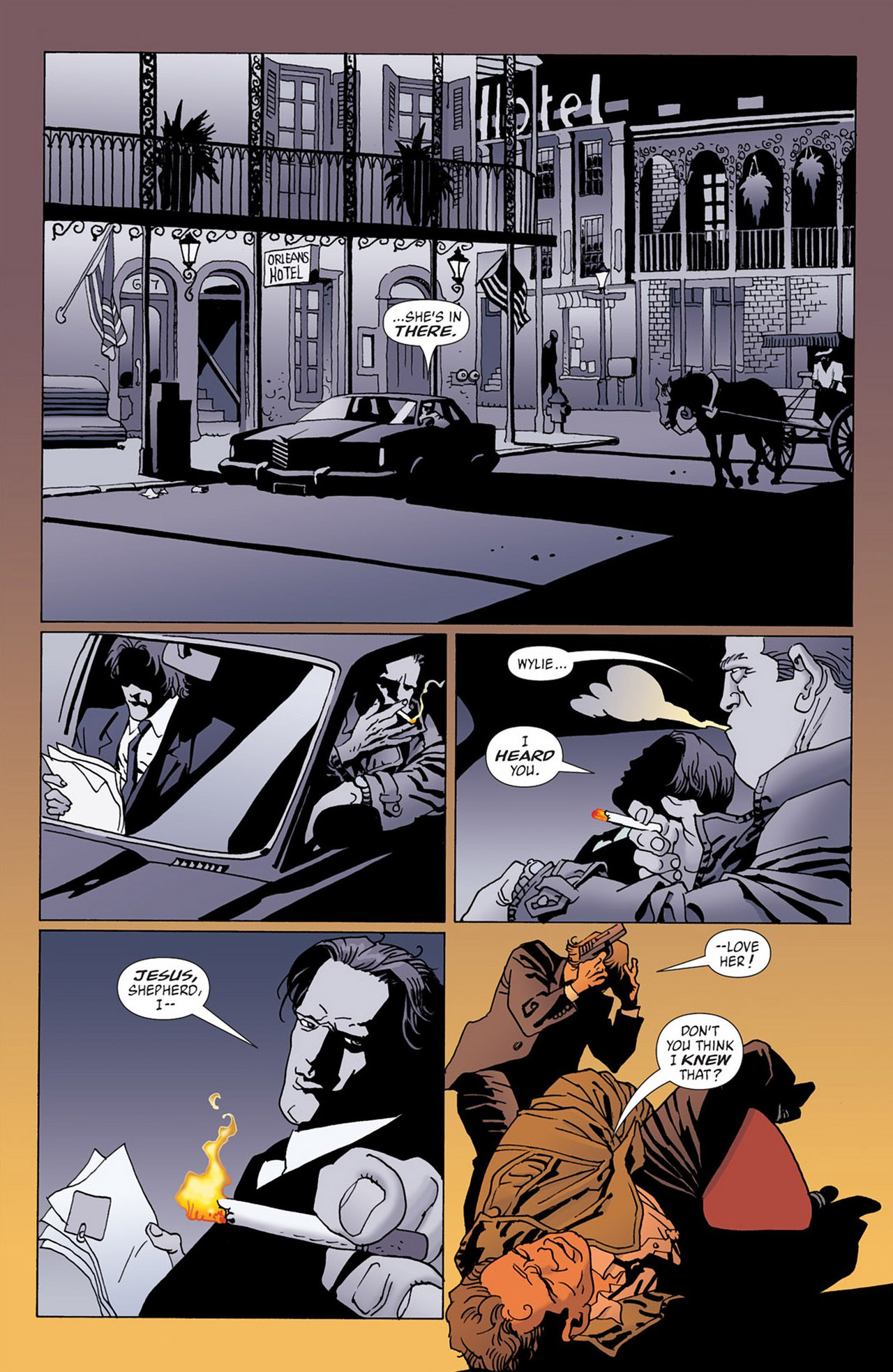 Read online 100 Bullets comic -  Issue #57 - 7