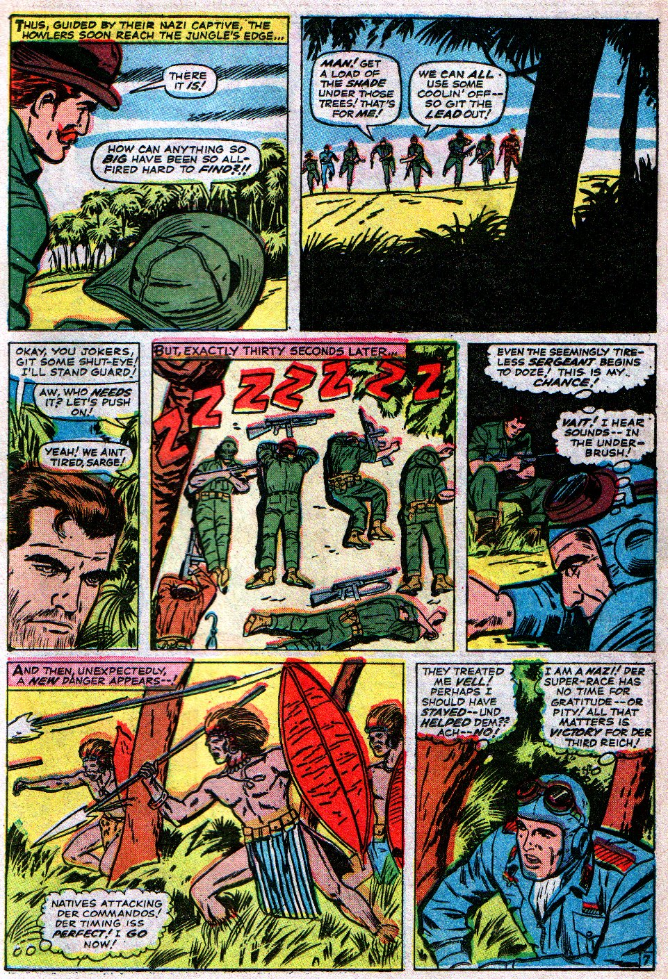Read online Sgt. Fury comic -  Issue #17 - 11