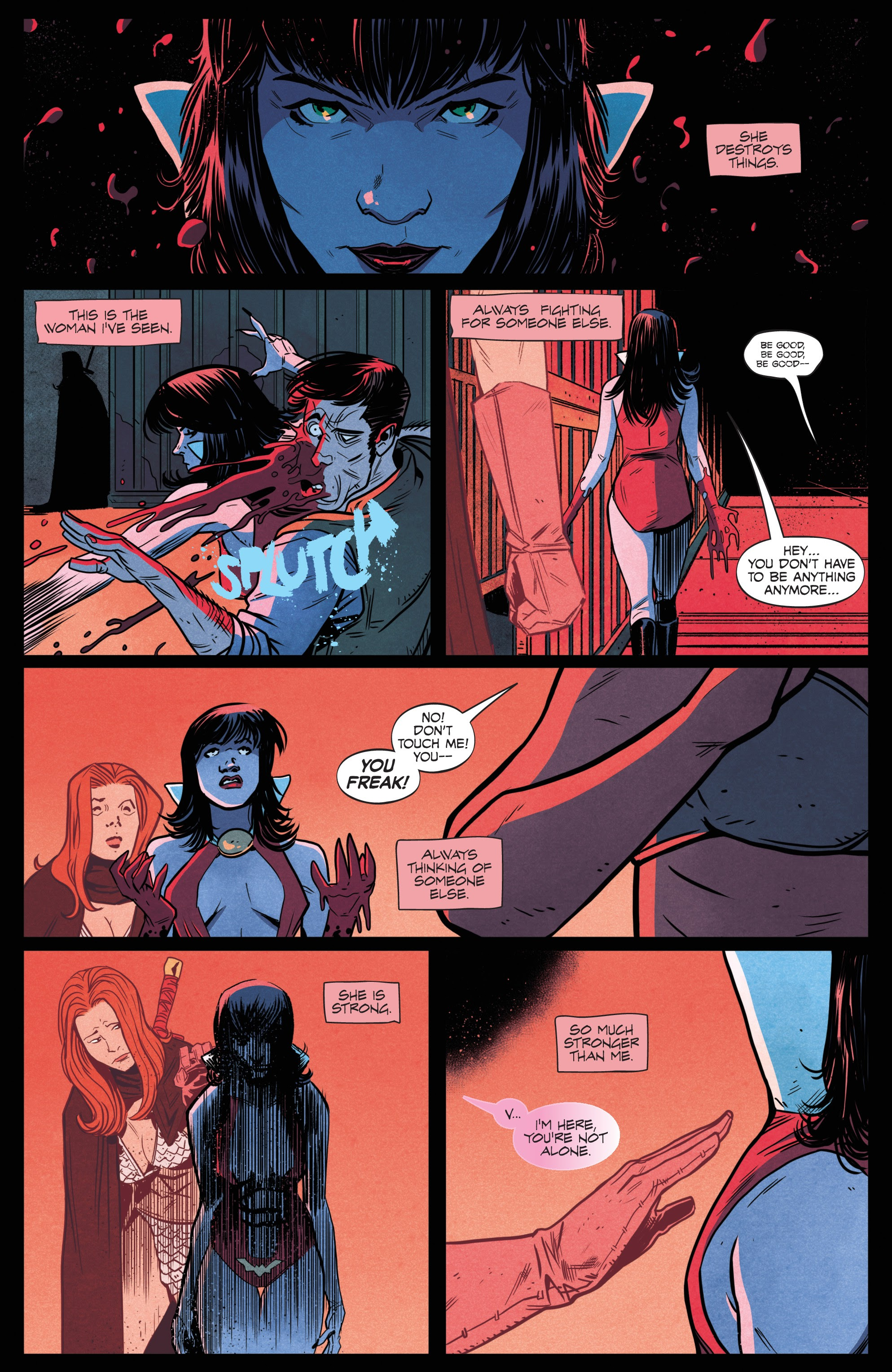 Vampirella/Red Sonja issue 6 - Page 15