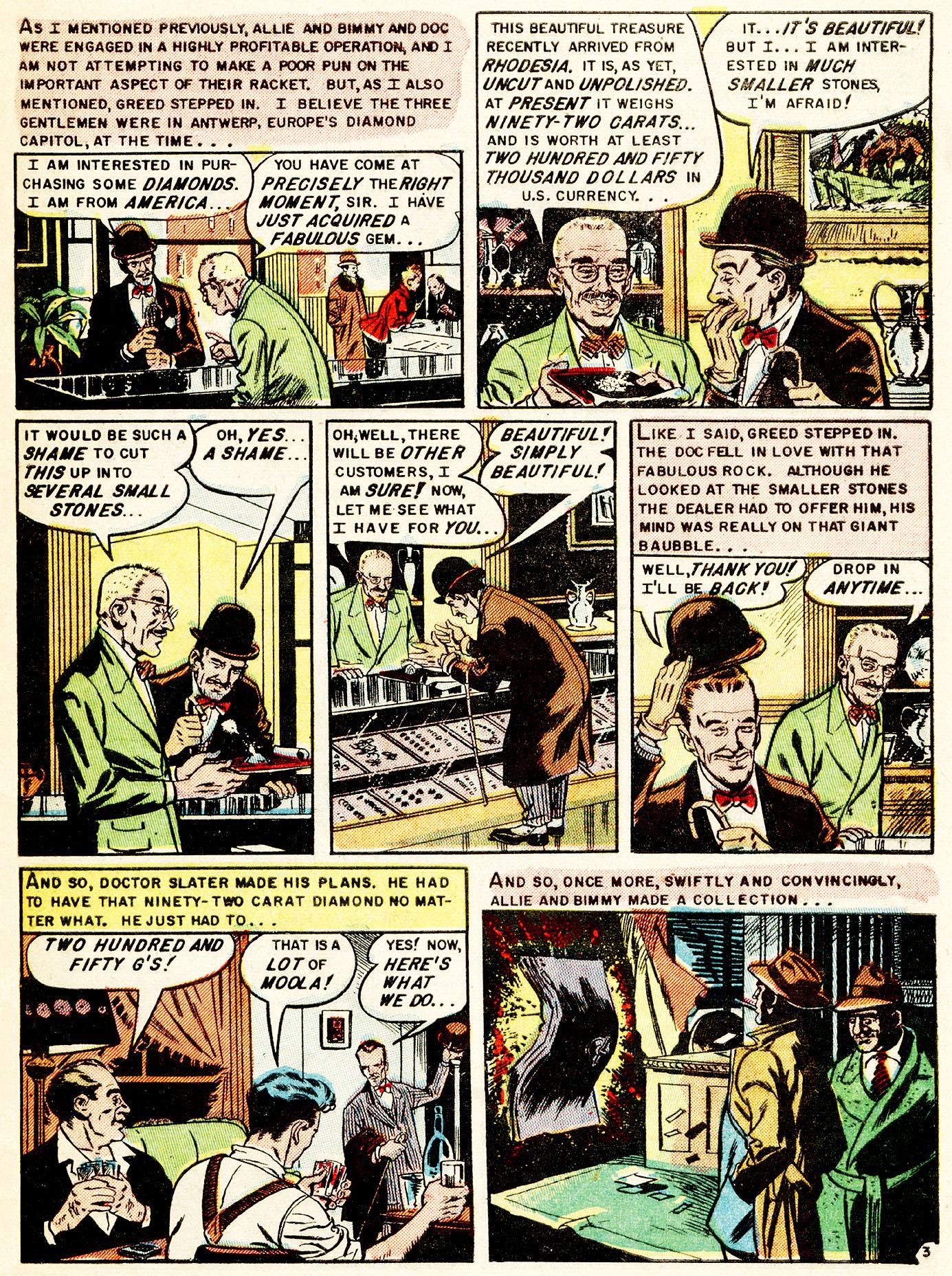 Read online Shock SuspenStories comic -  Issue #17 - 29