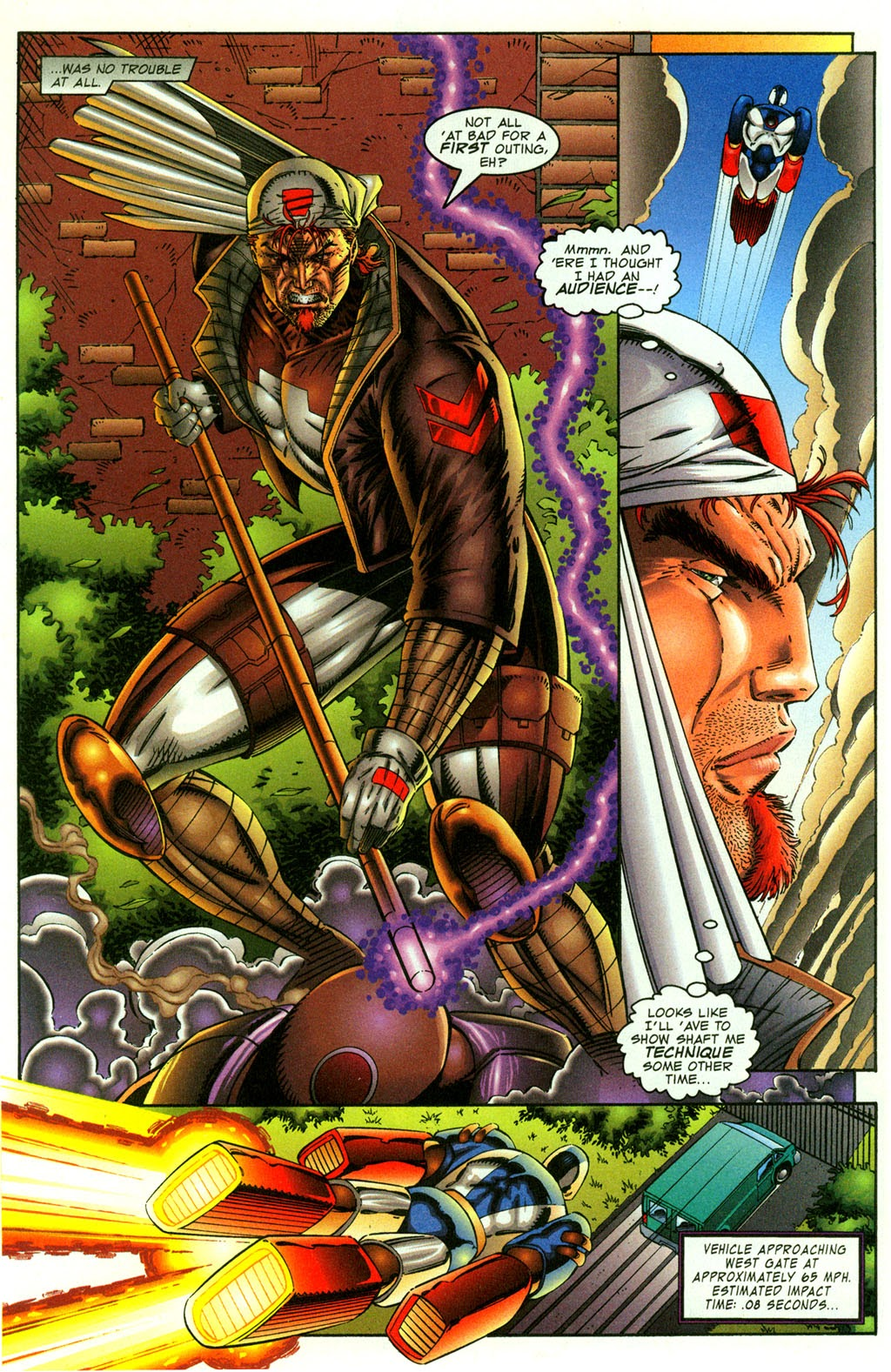 Read online Youngblood GT Interactive Ultra Game Players Special Edition comic -  Issue # Full - 19