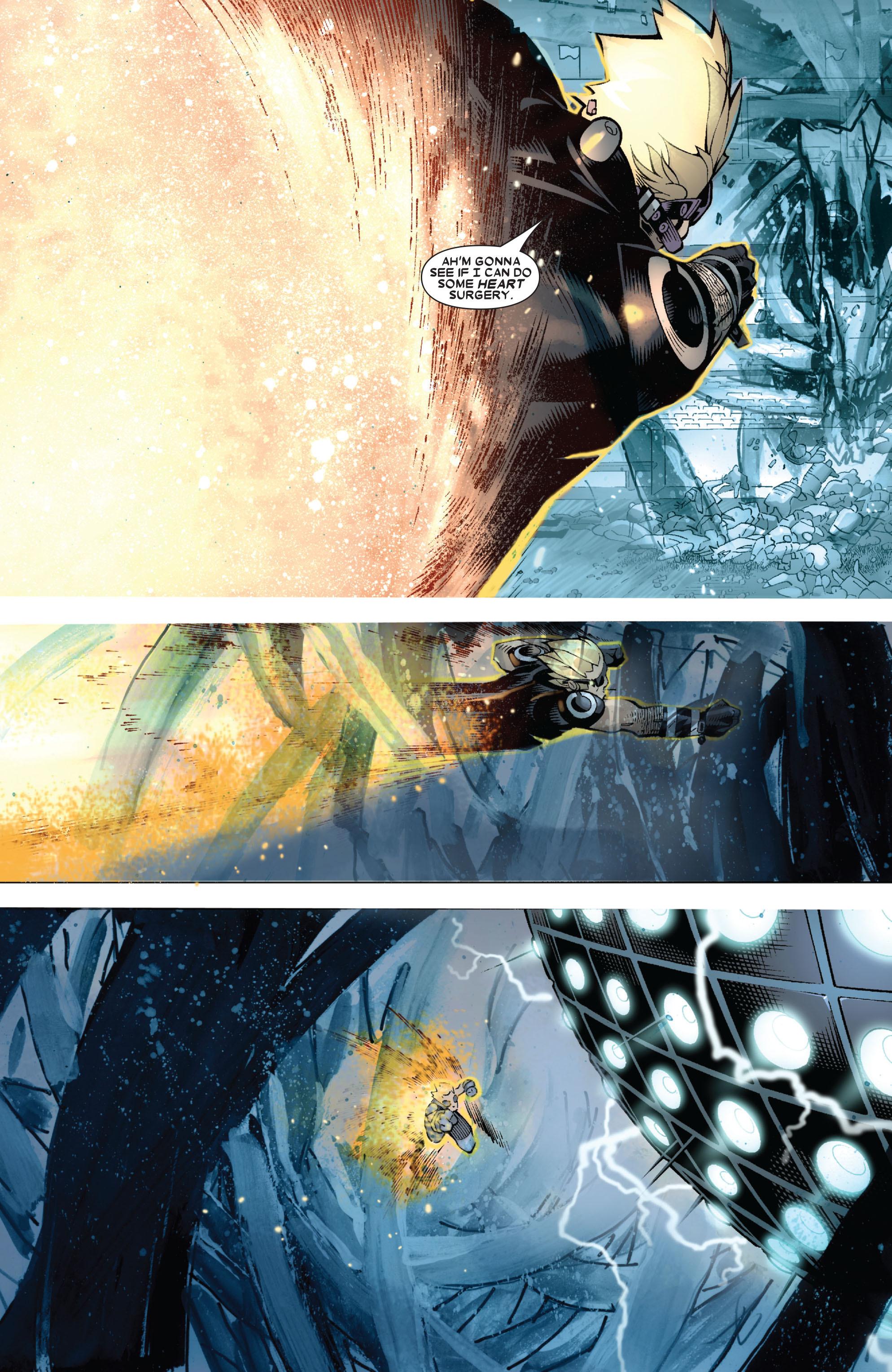 X-Men (1991) 198 Page 14