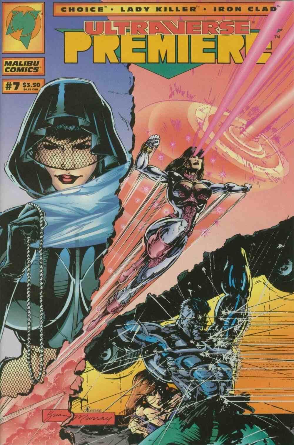Read online Ultraverse Premiere comic -  Issue #7 - 1