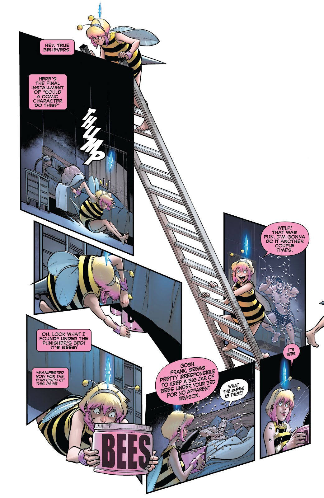 Gwenpool Strikes Back issue _TPB - Page 91