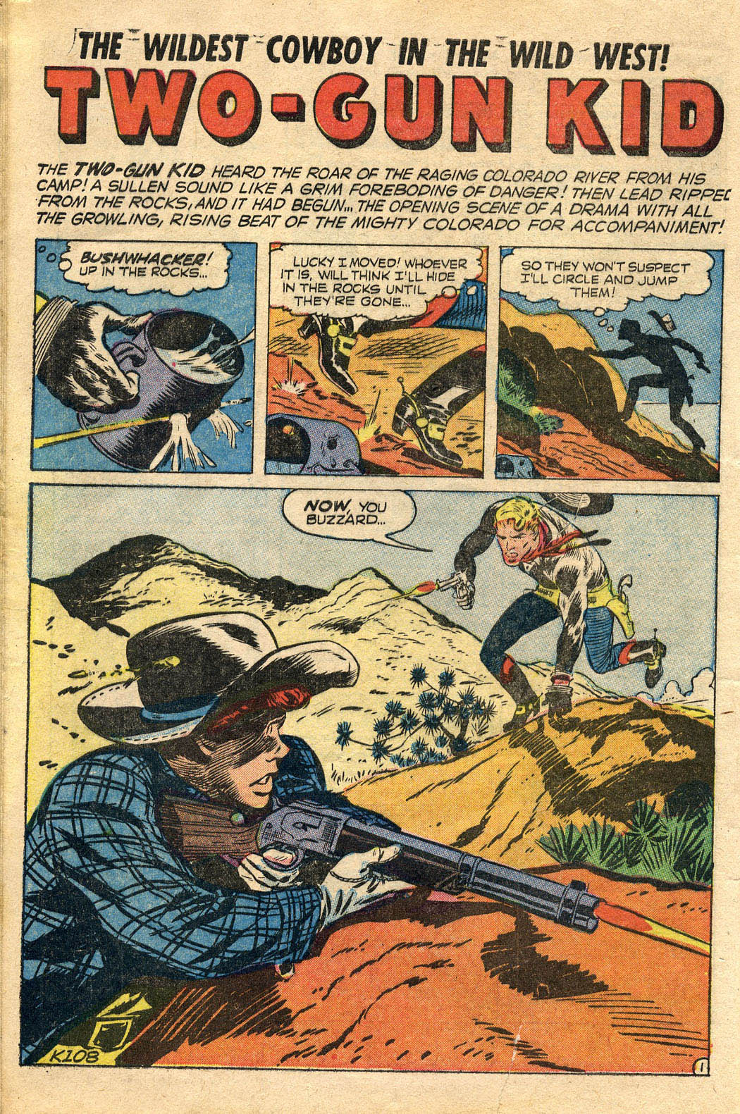 Read online Two-Gun Kid comic -  Issue #33 - 28