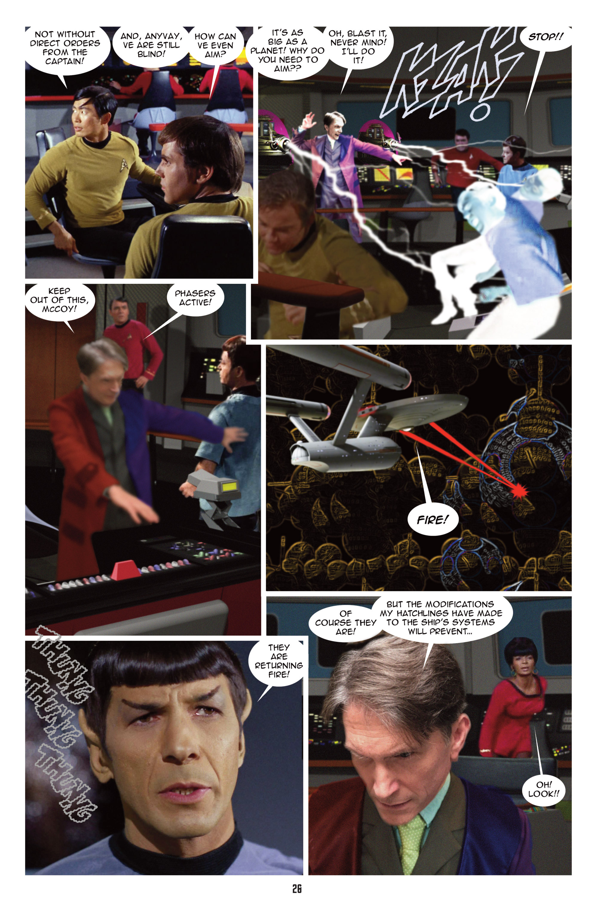 Read online Star Trek: New Visions comic -  Issue #15 - 28