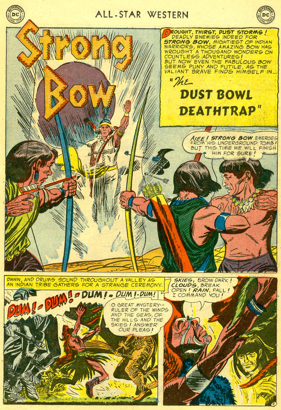Read online All-Star Western (1951) comic -  Issue #78 - 11
