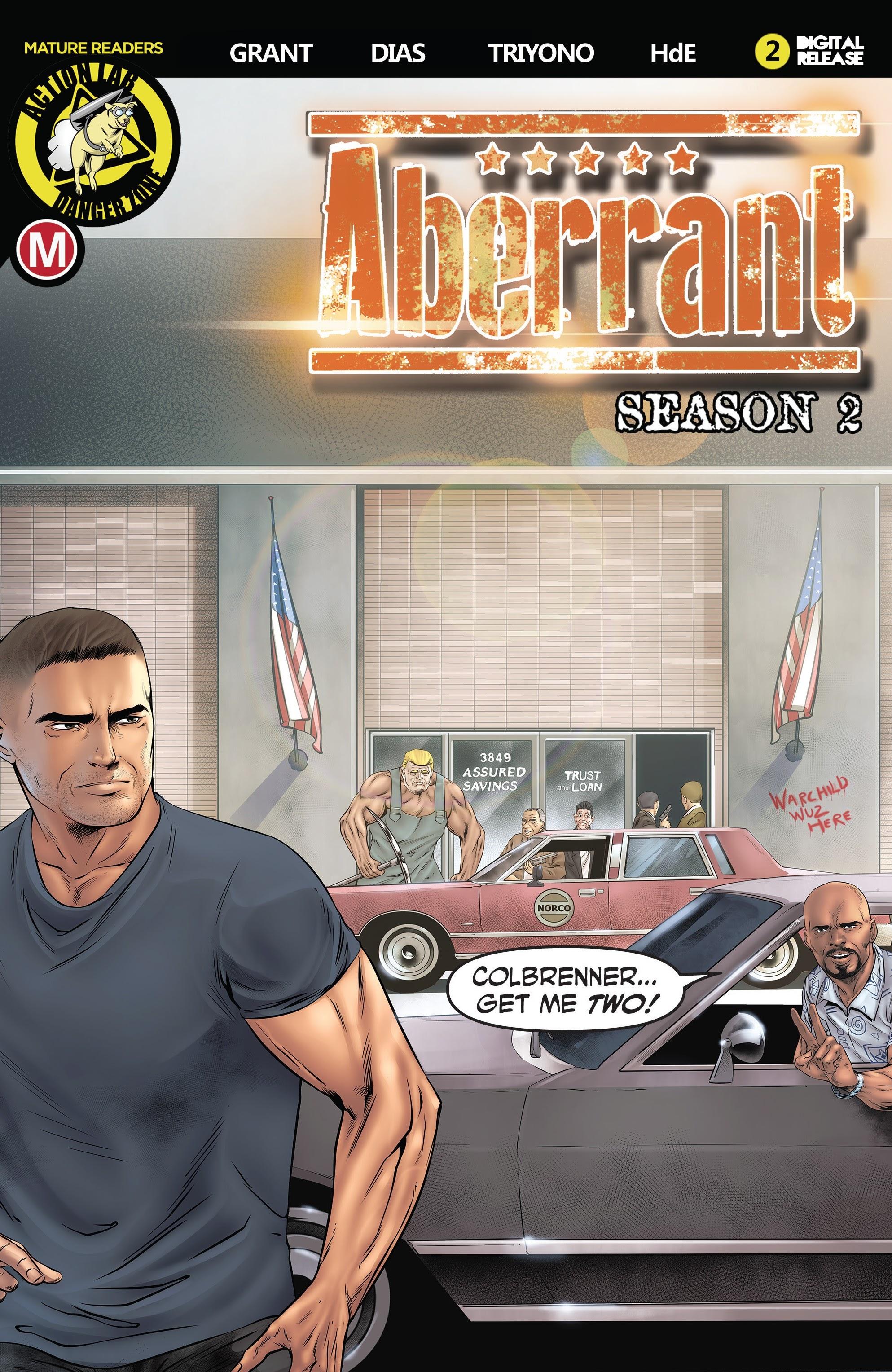 Aberrant Season 2 2 Page 1
