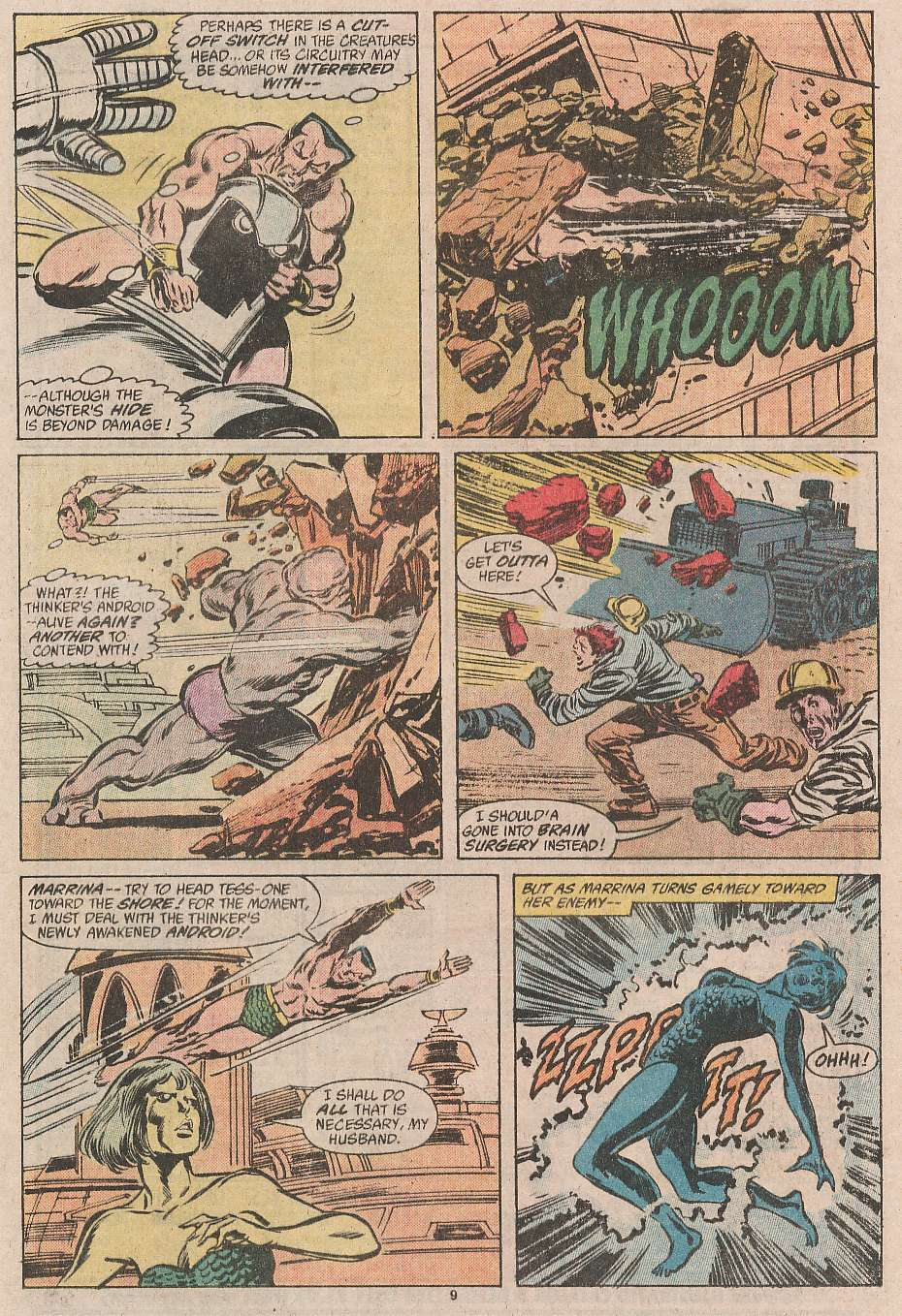 The Avengers (1963) 289 Page 8