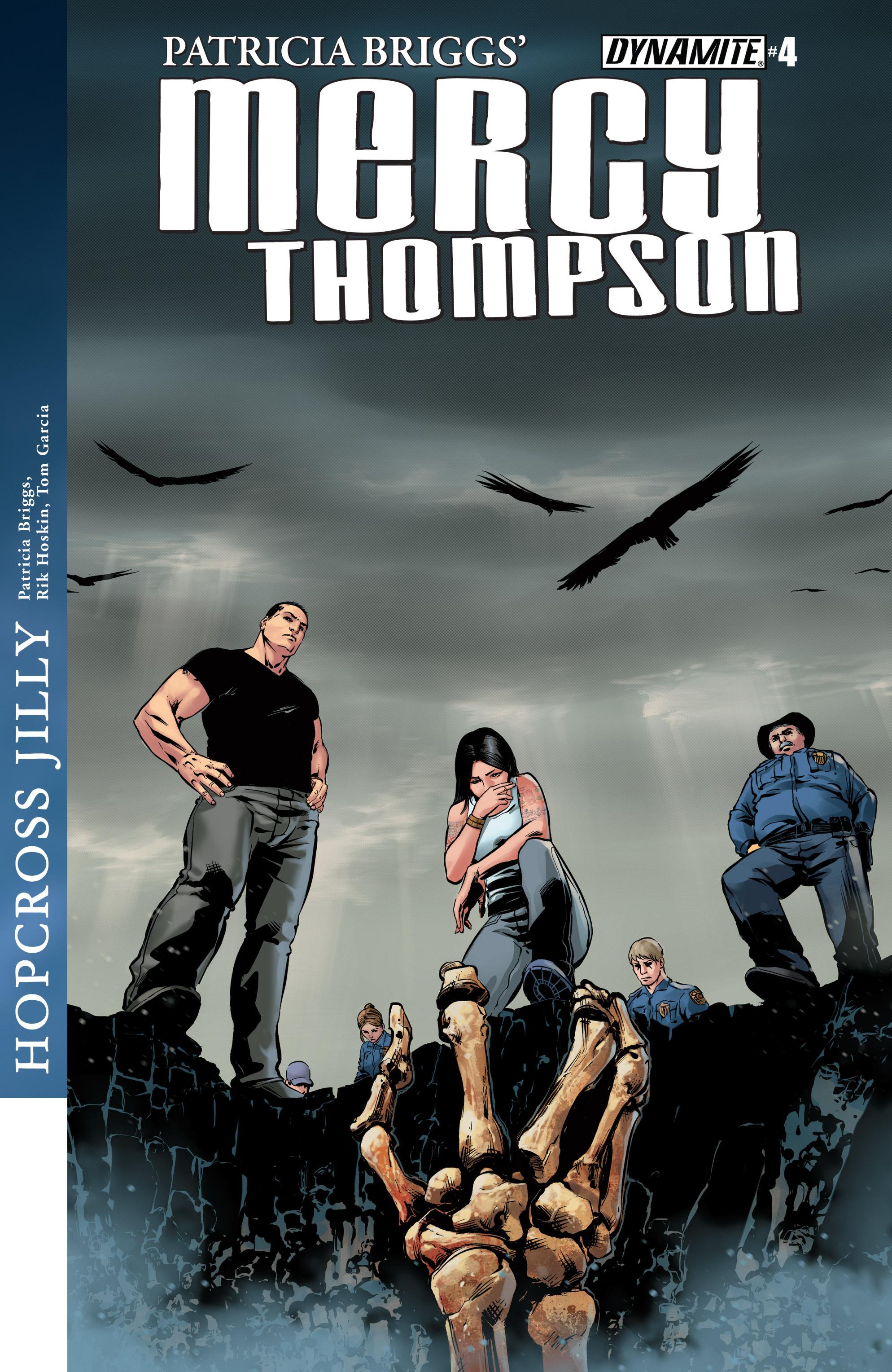 Read online Mercy Thompson comic -  Issue #4 - 1