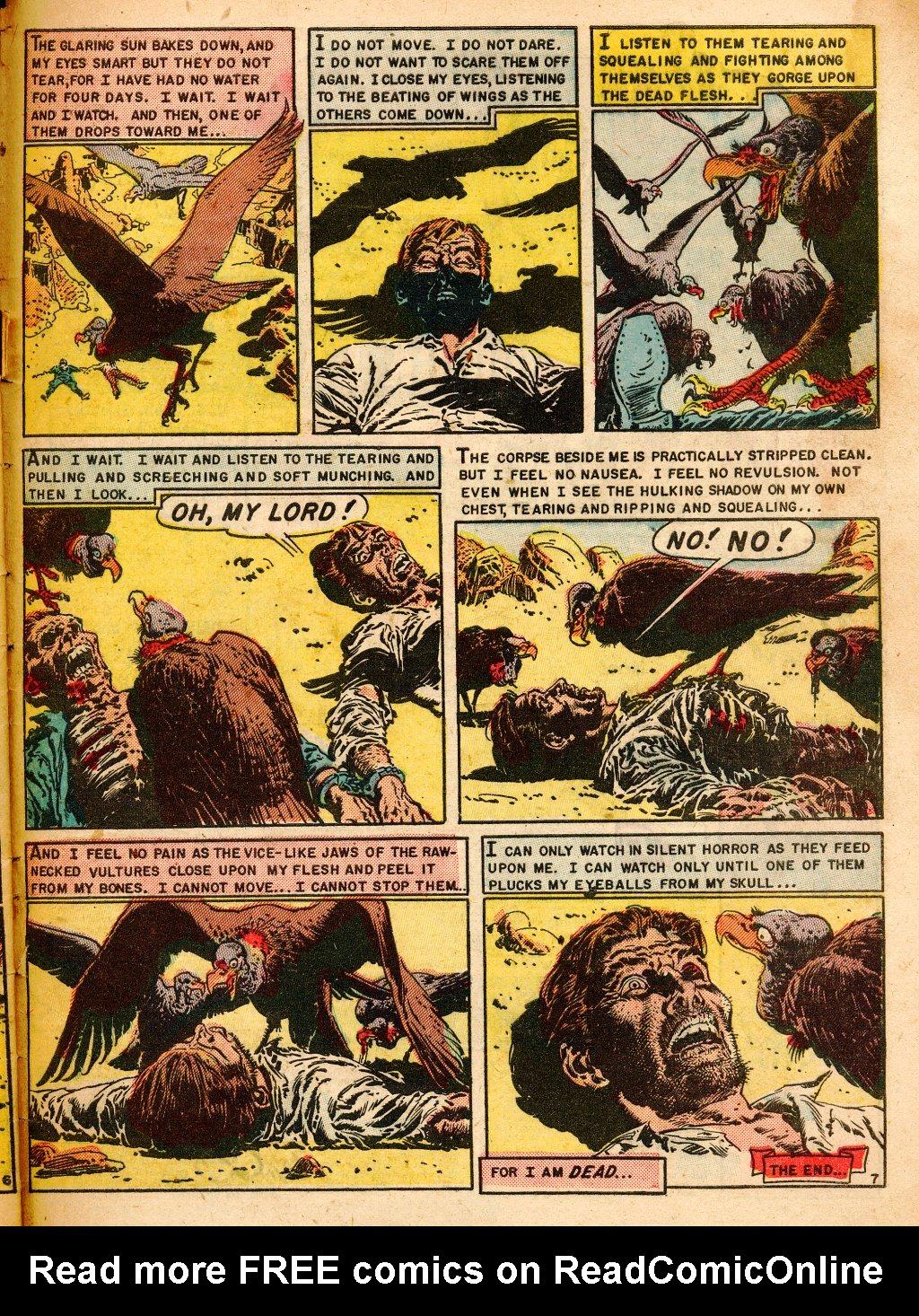 Read online Shock SuspenStories comic -  Issue #9 - 33
