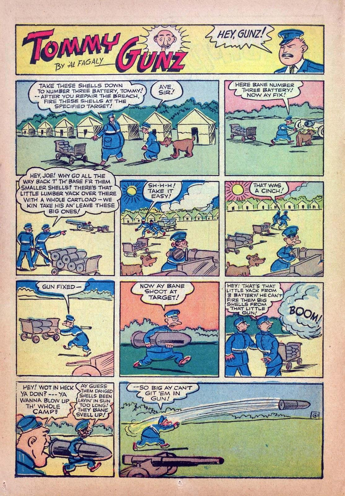 Read online Joker Comics comic -  Issue #4 - 24