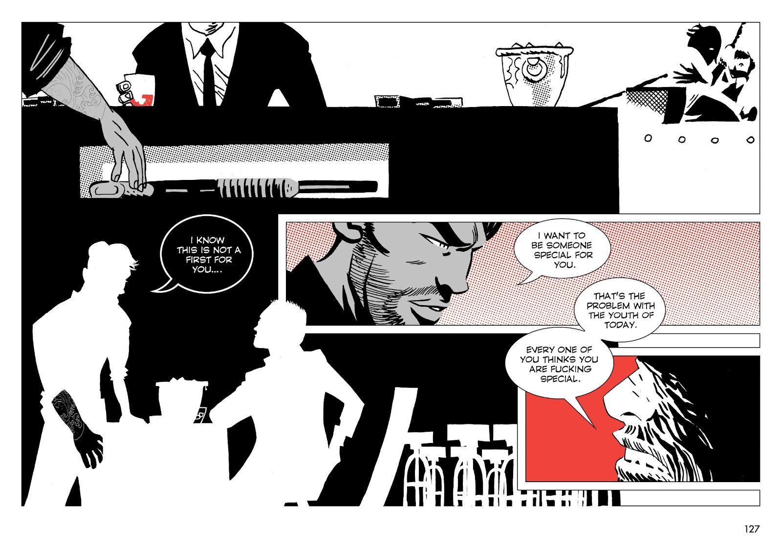 Read online Polar comic -  Issue # TPB The Kaiser Falls (Part 2) - 29