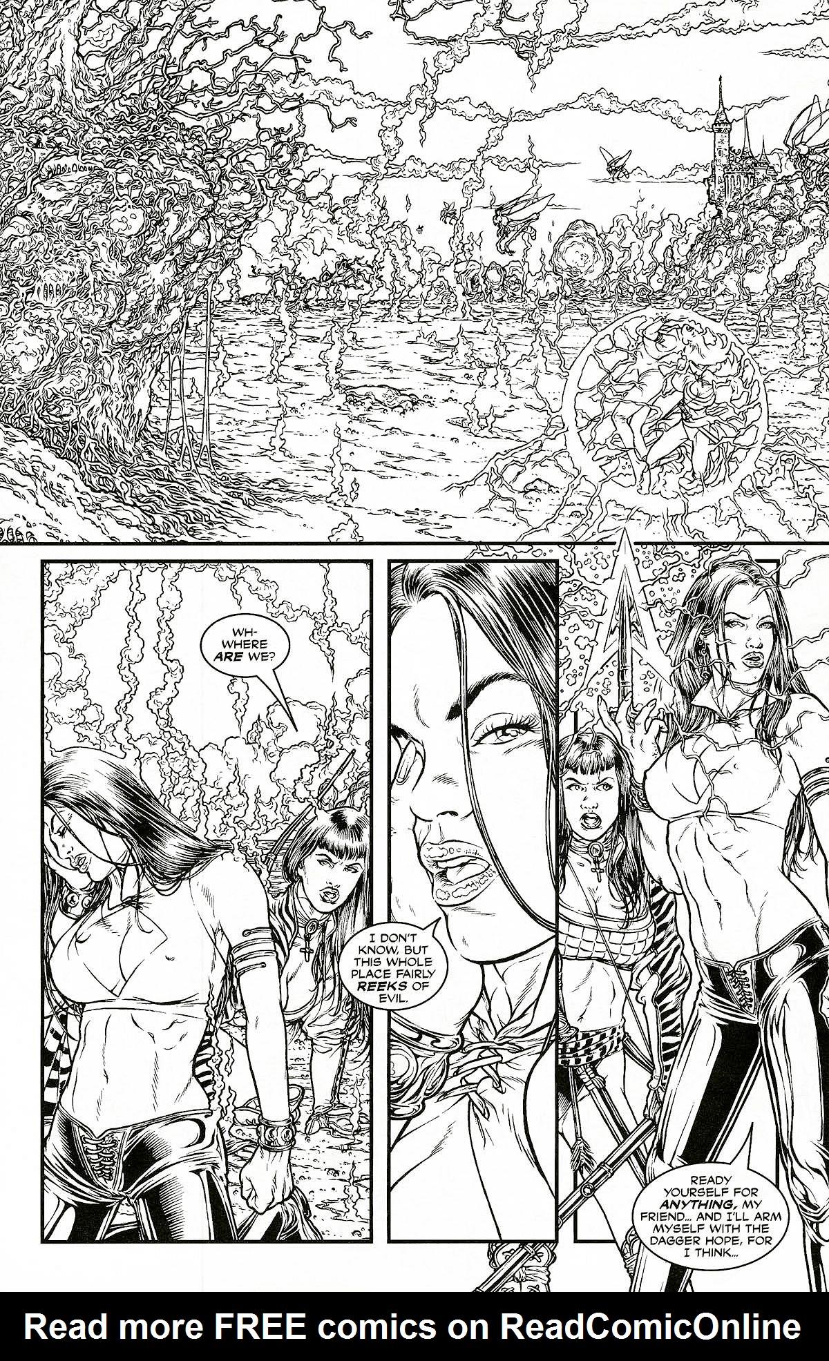 Read online Shi: Pandora's Box comic -  Issue #1 - 15