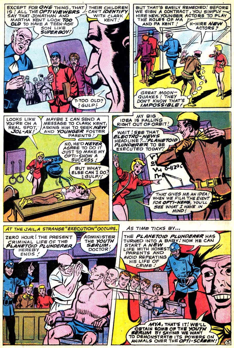 Superboy (1949) issue 145 - Page 6