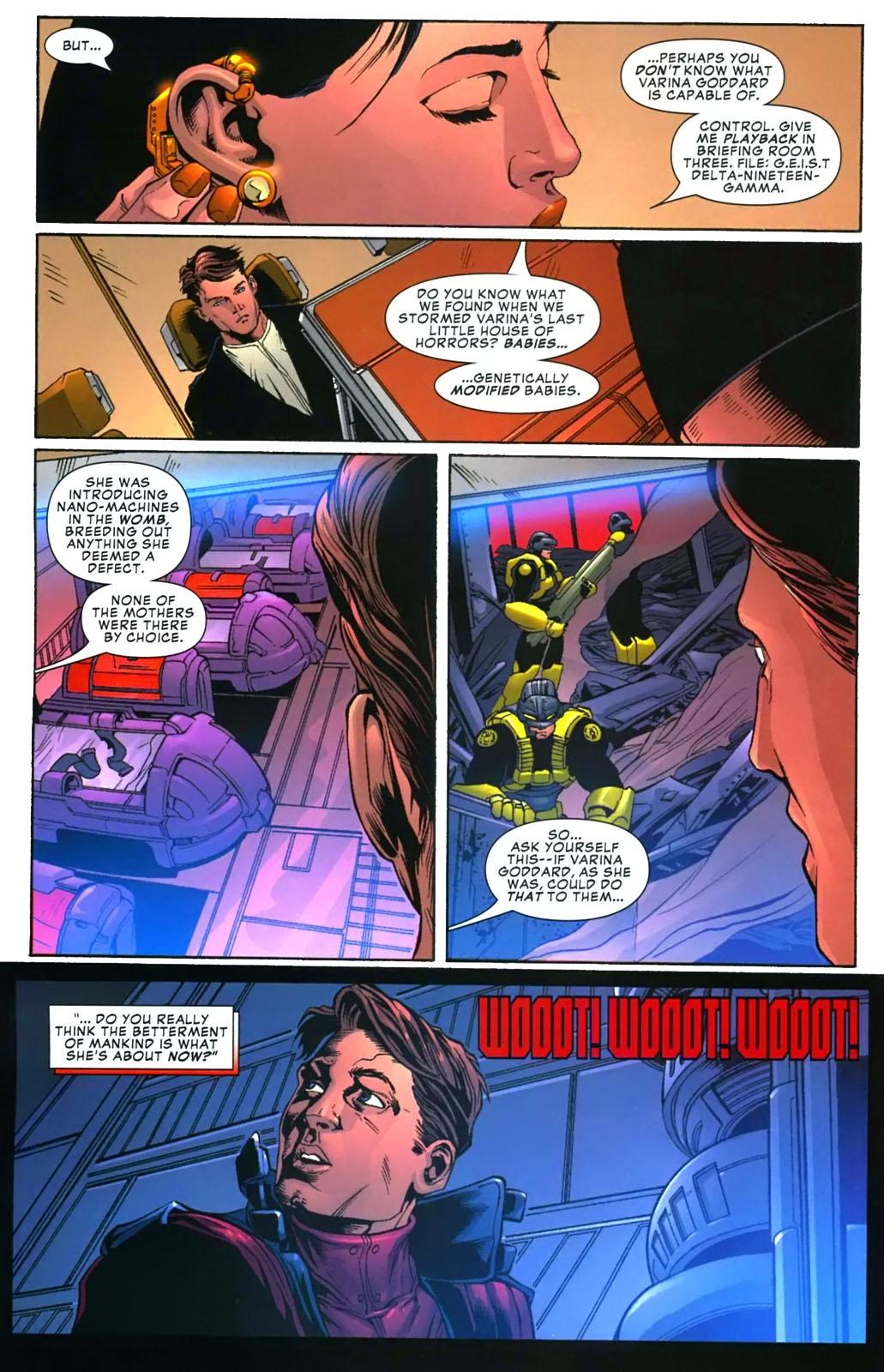 Read online Amazing Fantasy (2004) comic -  Issue #16 - 15