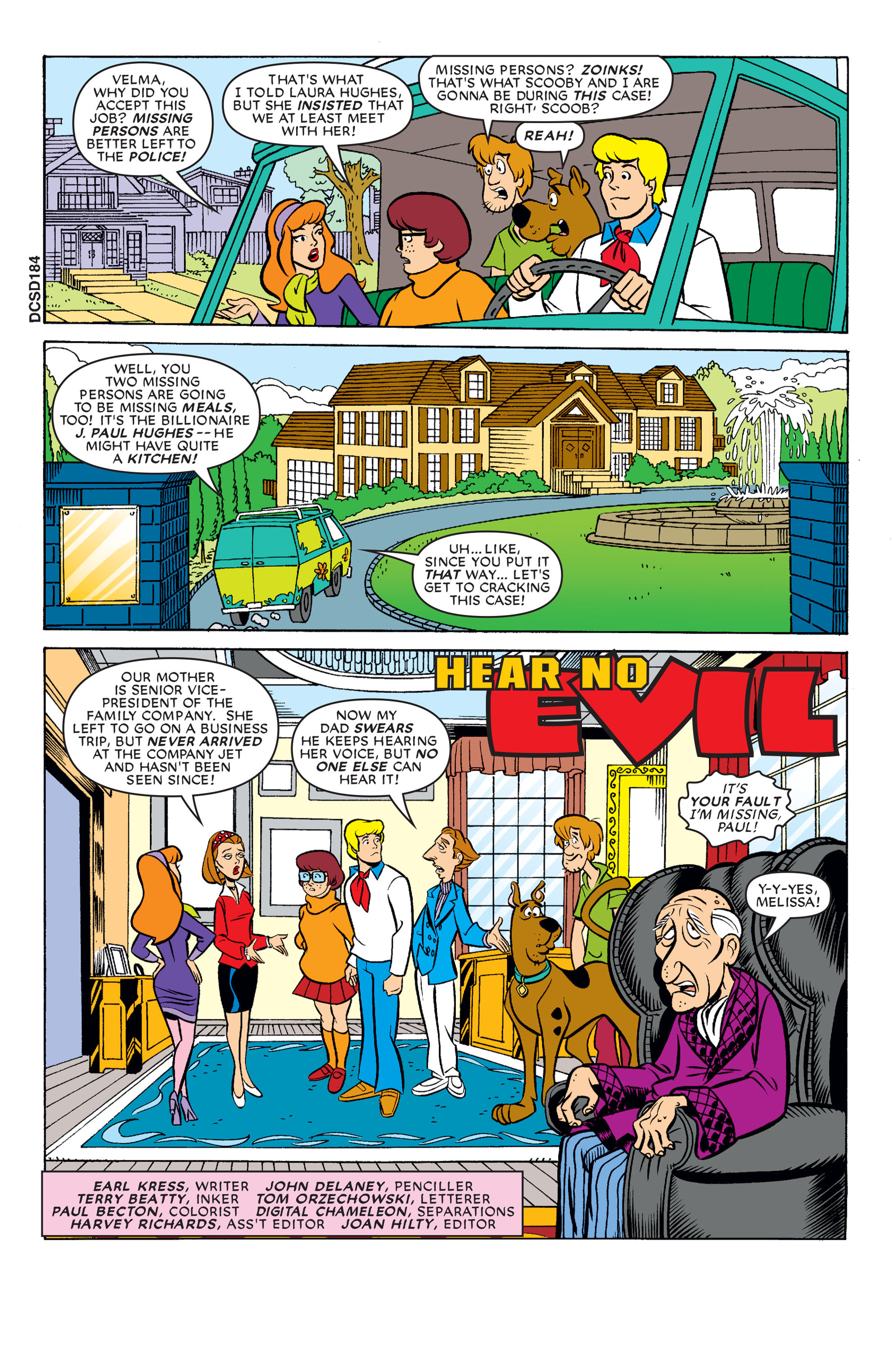 Read online Scooby-Doo (1997) comic -  Issue #62 - 2