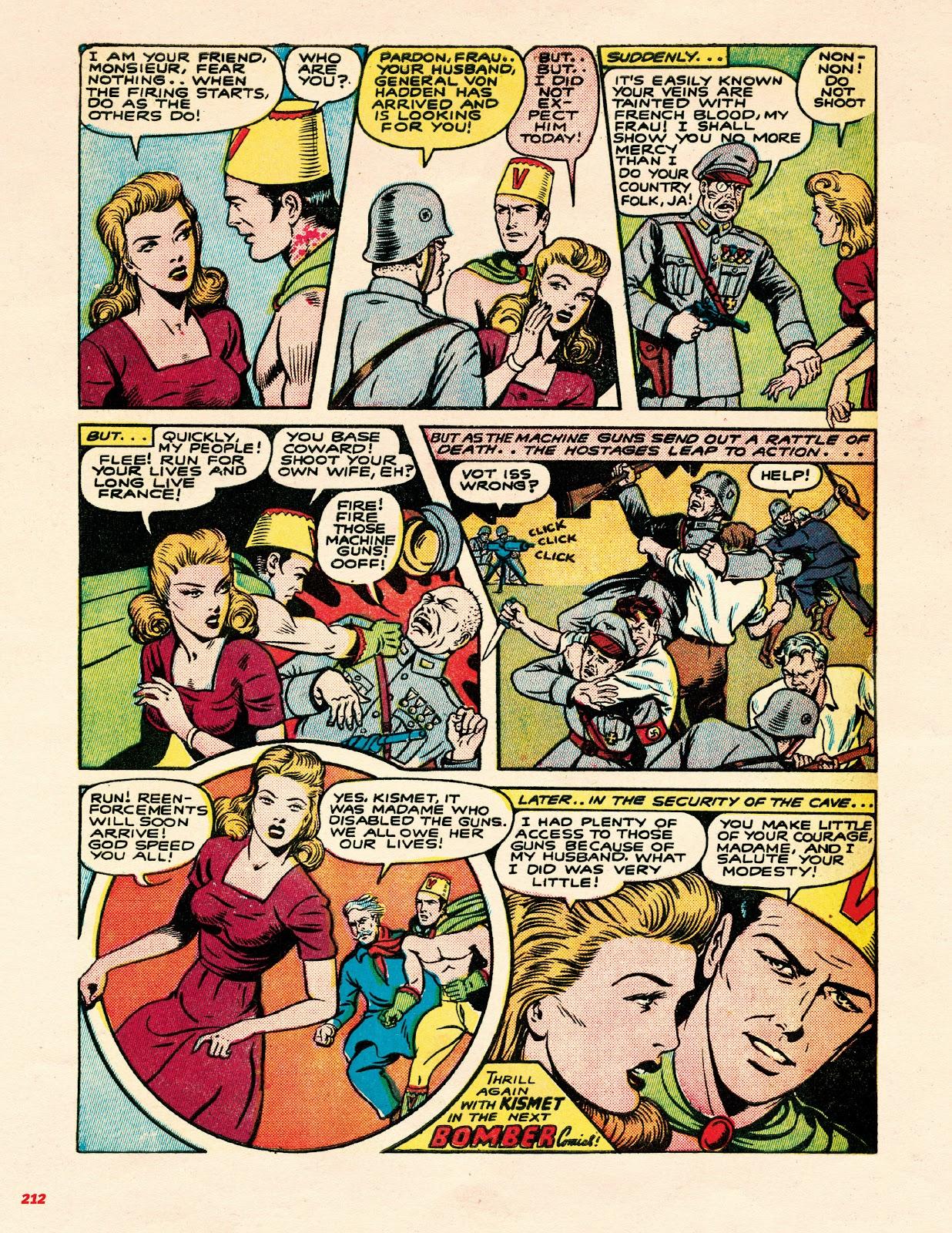 Read online Super Weird Heroes comic -  Issue # TPB 1 (Part 3) - 12