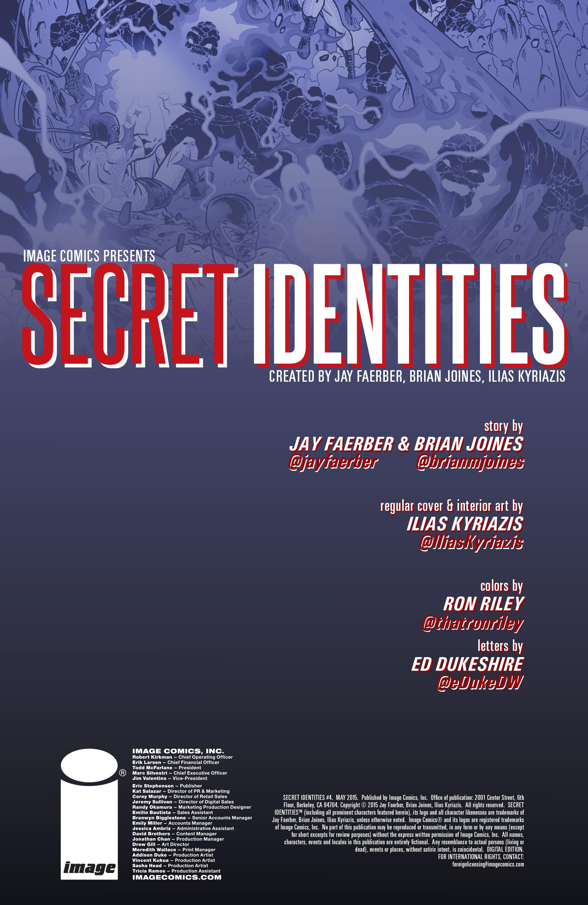 Read online Secret Identities comic -  Issue #4 - 2