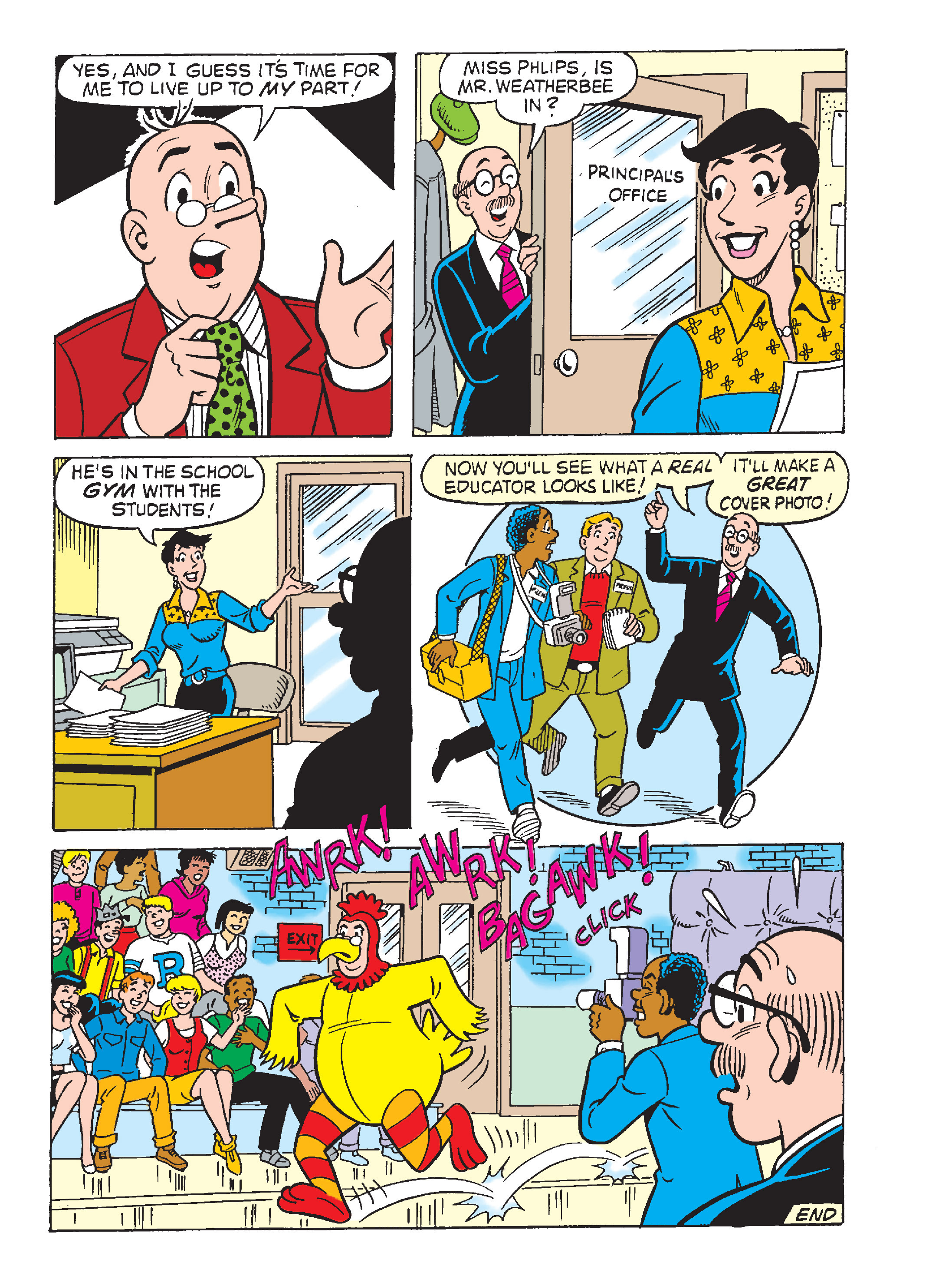 Read online World of Archie Double Digest comic -  Issue #55 - 93